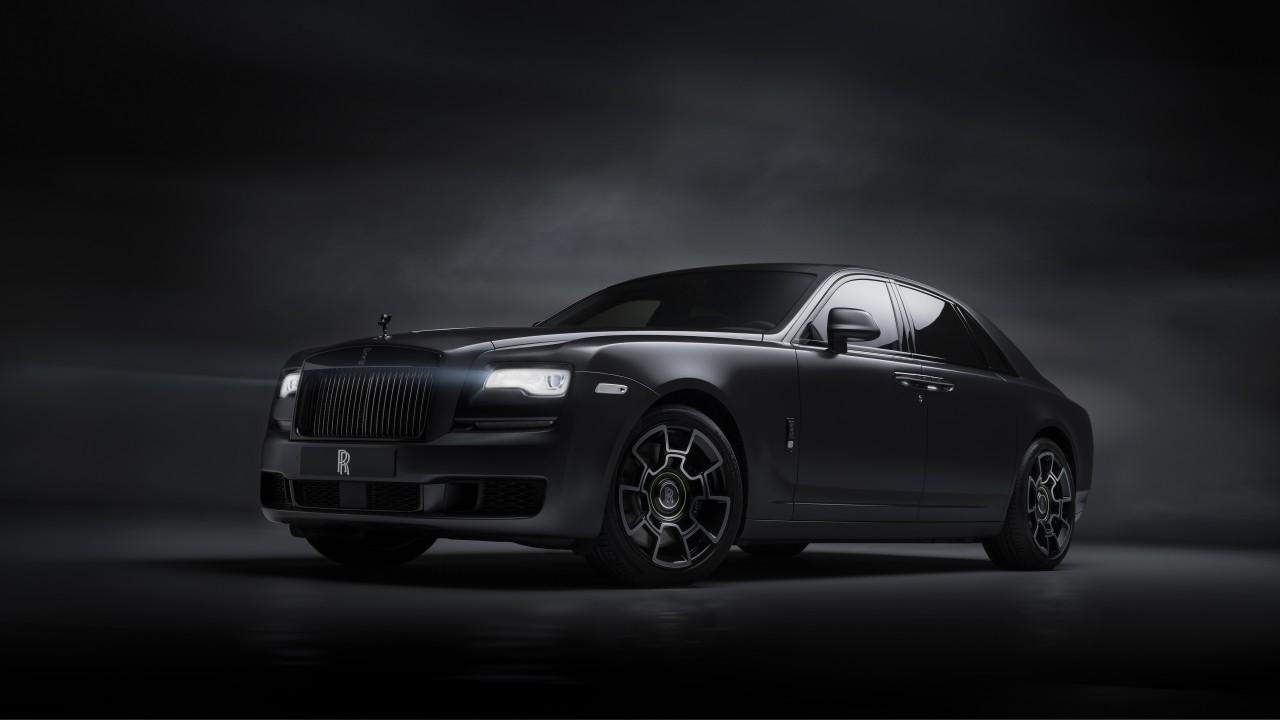 Rolls-Royce Ghost Black Badge 2019 5K Wallpaper | HD Car ...