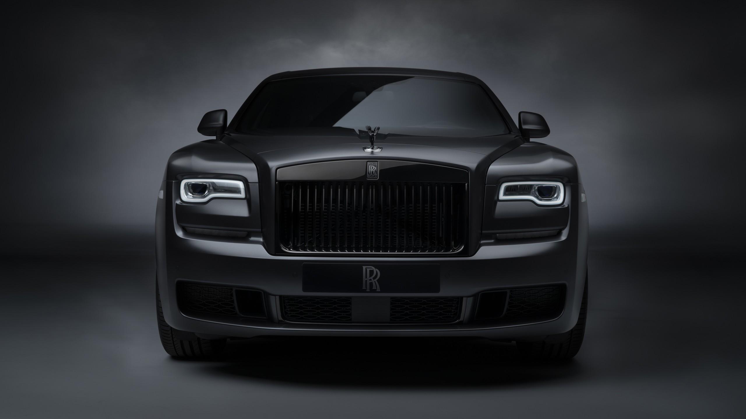 Rolls Royce Phantom >> Rolls-Royce Ghost Black Badge 2019 5K 2 Wallpaper | HD Car ...