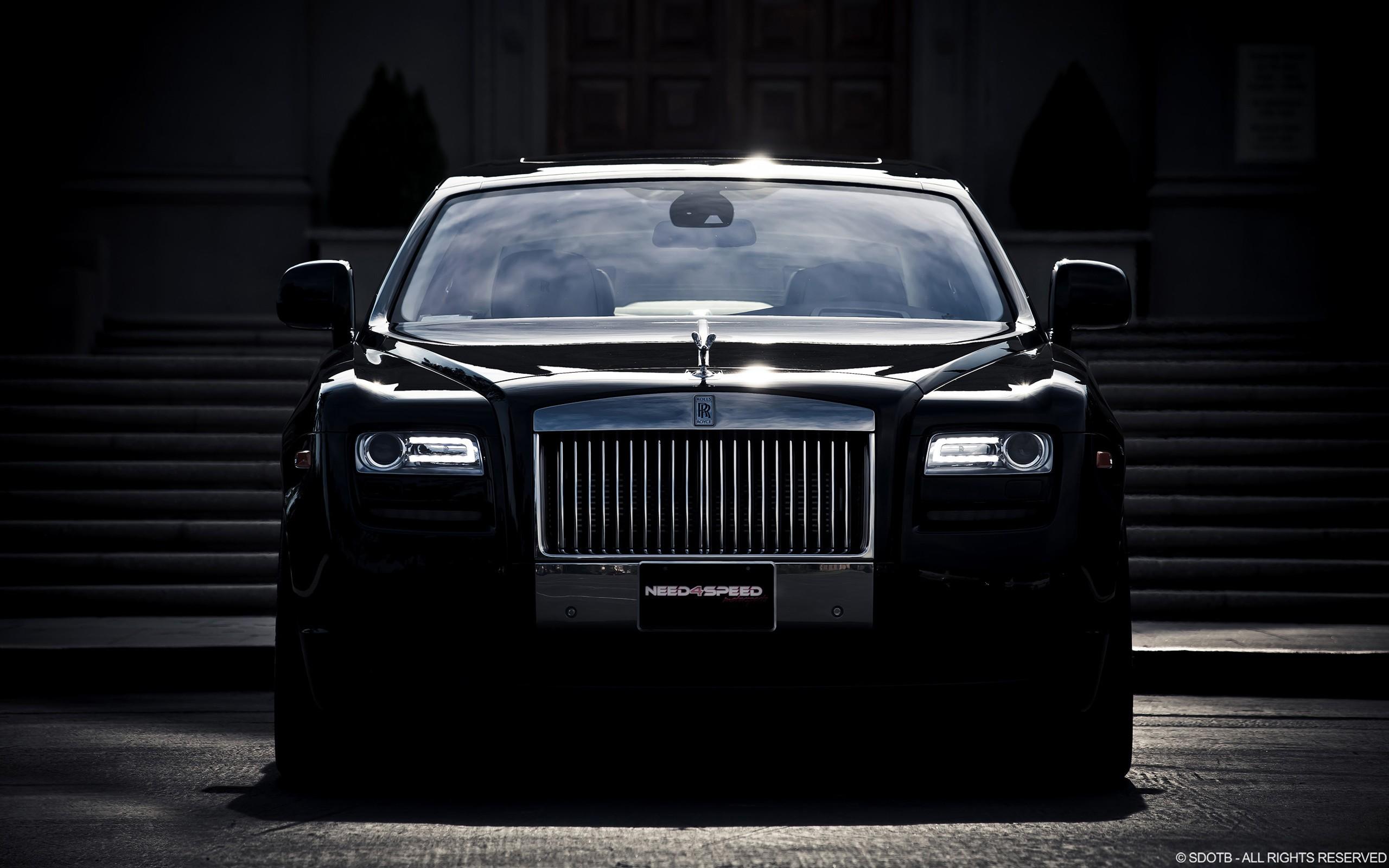Rolls Royce Ghost By Need4Speed Motorsports Wallpaper