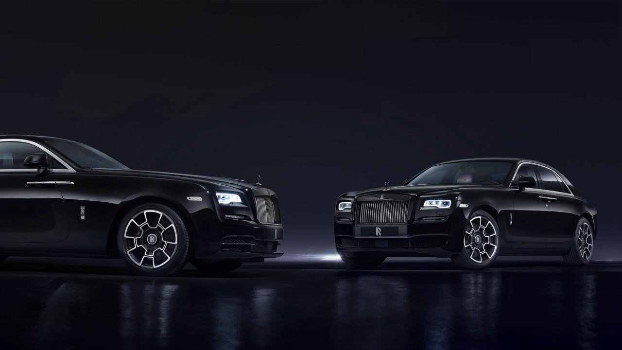 2016 Land Rover >> Rolls Royce Ghost Wraith Black Badge 2016 Wallpaper | HD ...