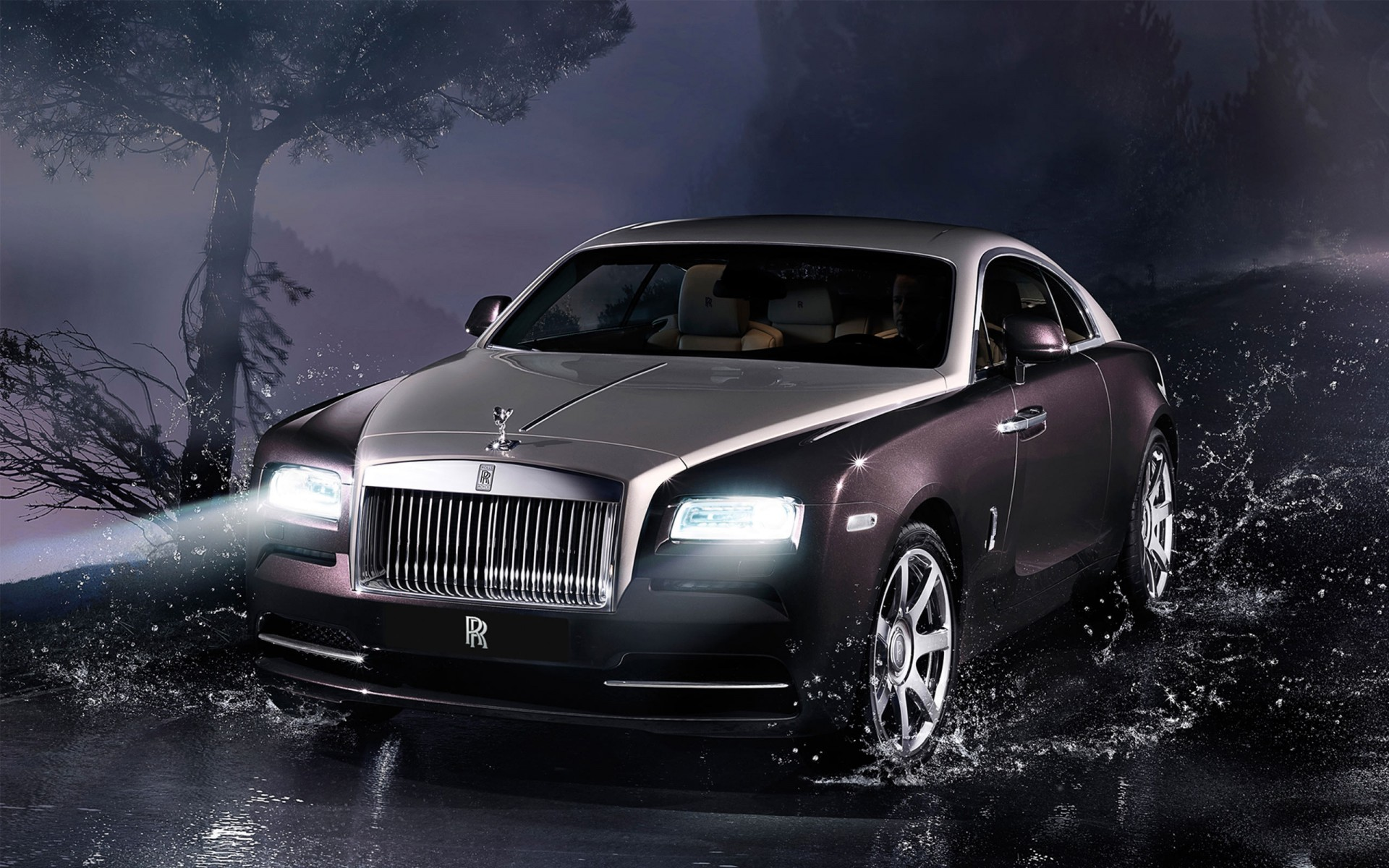 rolls royce wraith 2014 wallpaper hd car wallpapers id 3301. Black Bedroom Furniture Sets. Home Design Ideas