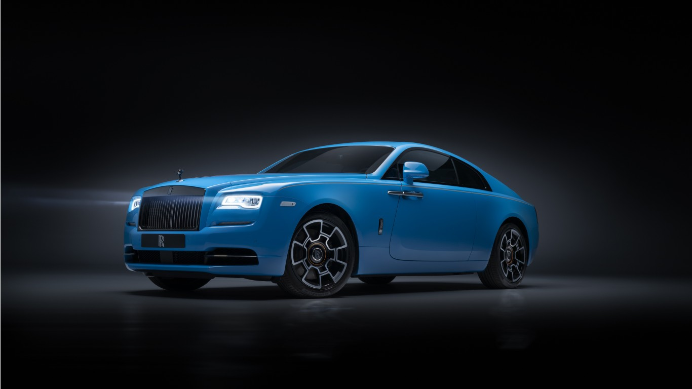 Rolls-Royce Wraith Black Badge 2019 5K Wallpaper | HD Car ...