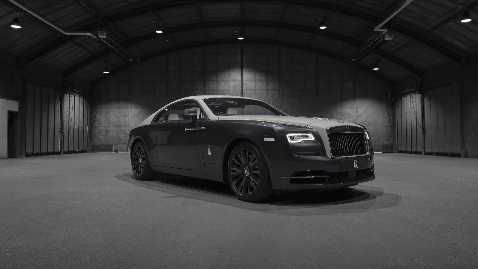 Rolls Royce Wraith Black Badge >> Rolls-Royce Wraith Eagle VIII 2019 5K Wallpaper | HD Car Wallpapers | ID #12675