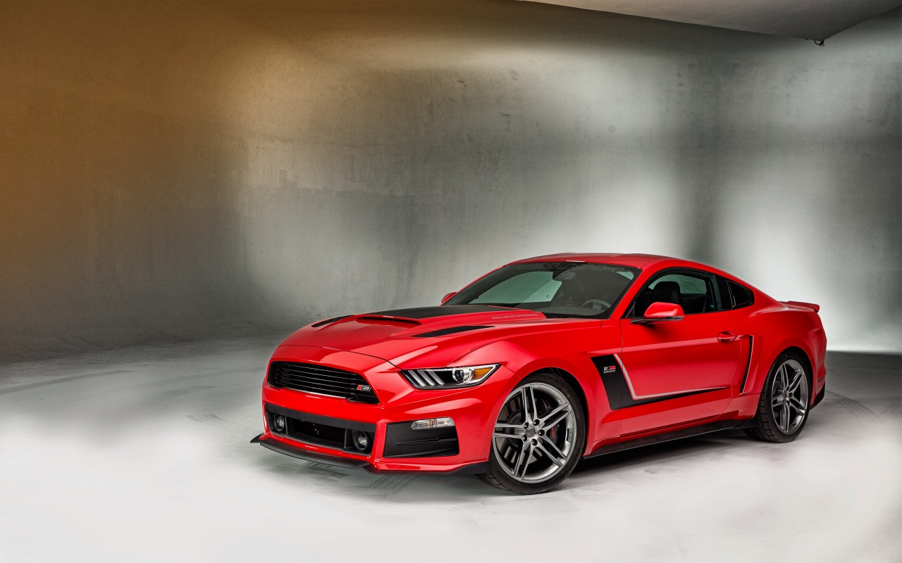 roush ford mustang rs 2015 wallpaper hd car wallpapers id 5713. Black Bedroom Furniture Sets. Home Design Ideas