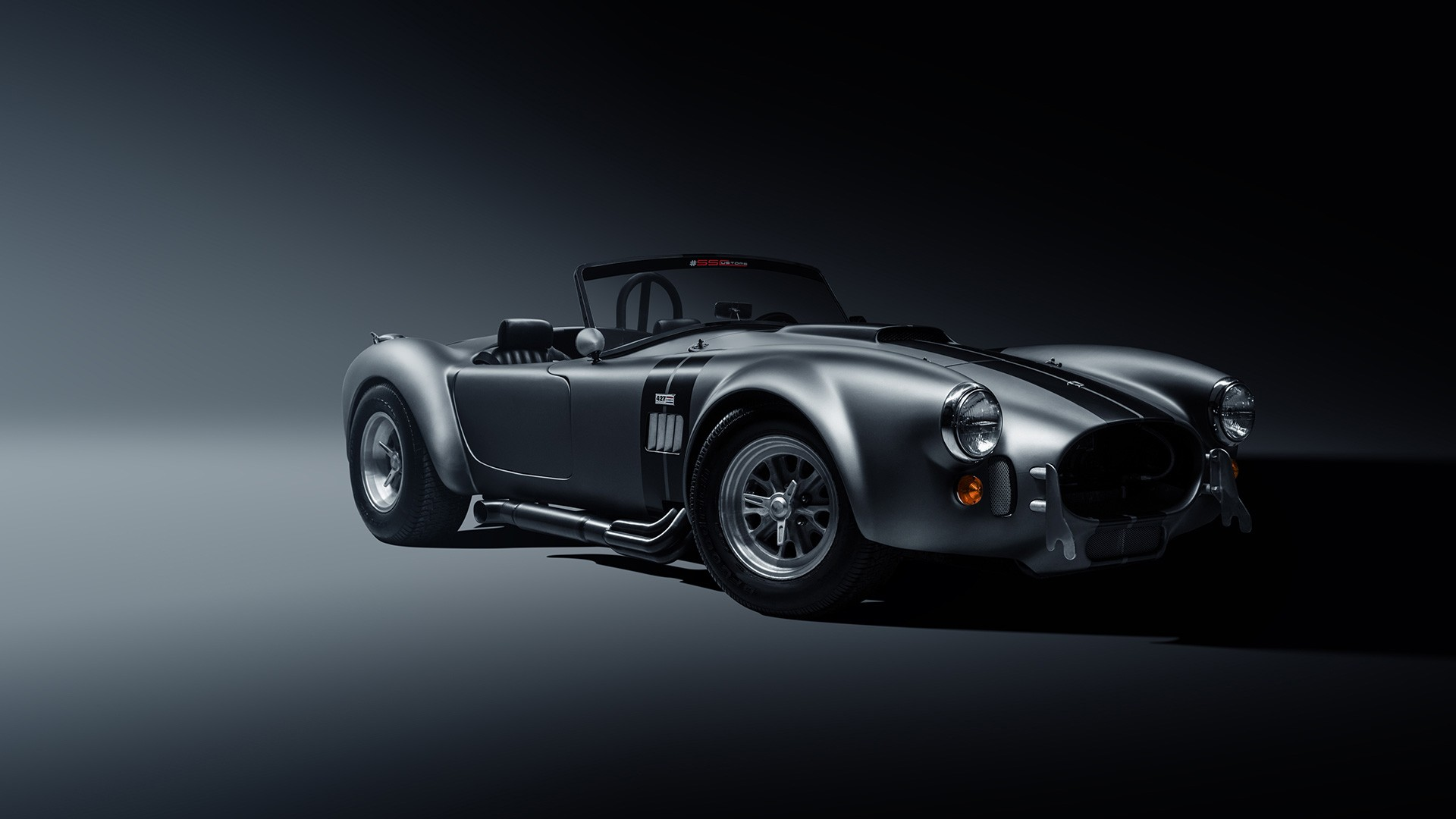 Shelby Cobra SS Customs Wallpaper
