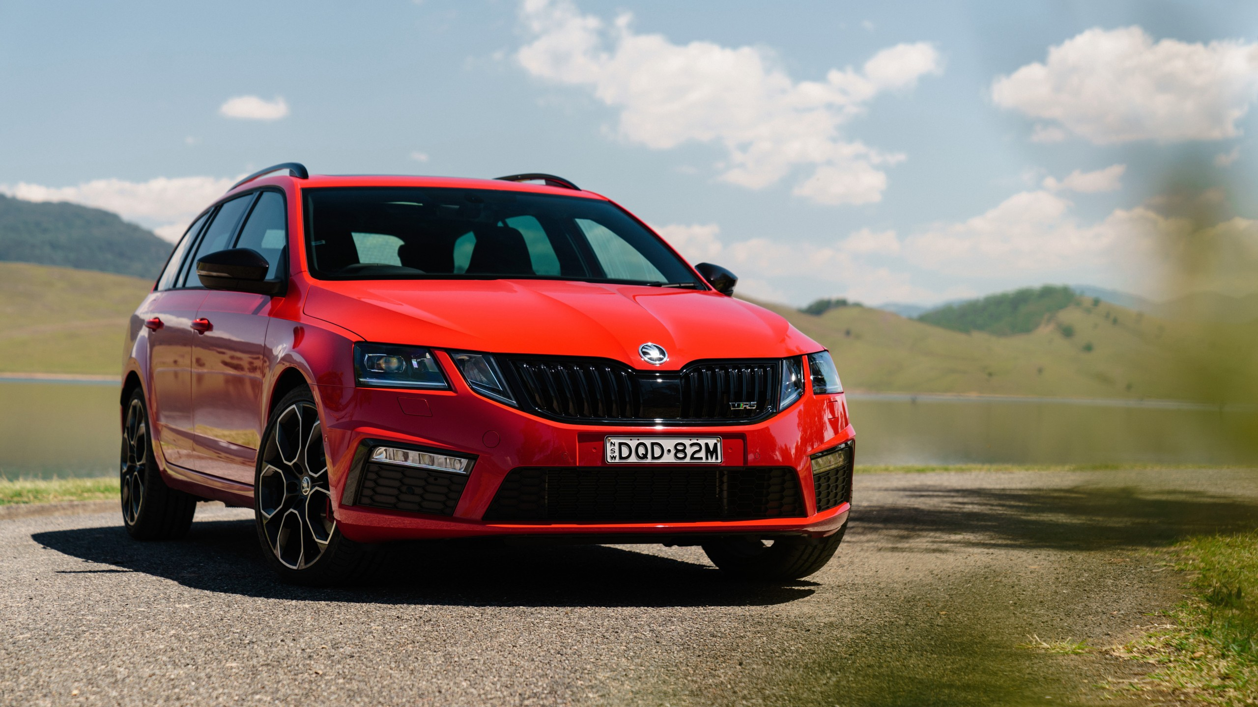 skoda octavia rs 245 wagon 4k wallpaper hd car. Black Bedroom Furniture Sets. Home Design Ideas