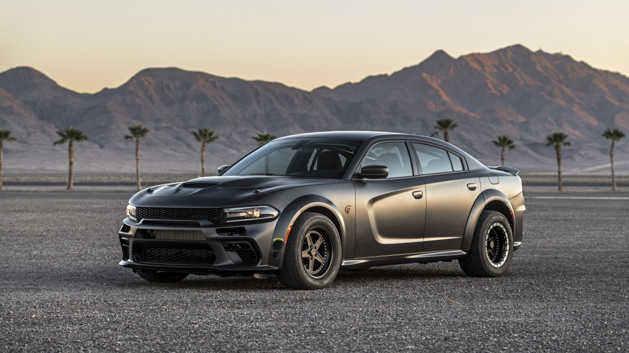 SpeedKore Dodge Charger AWD Twin Turbo Carbon 3 Wallpaper ...