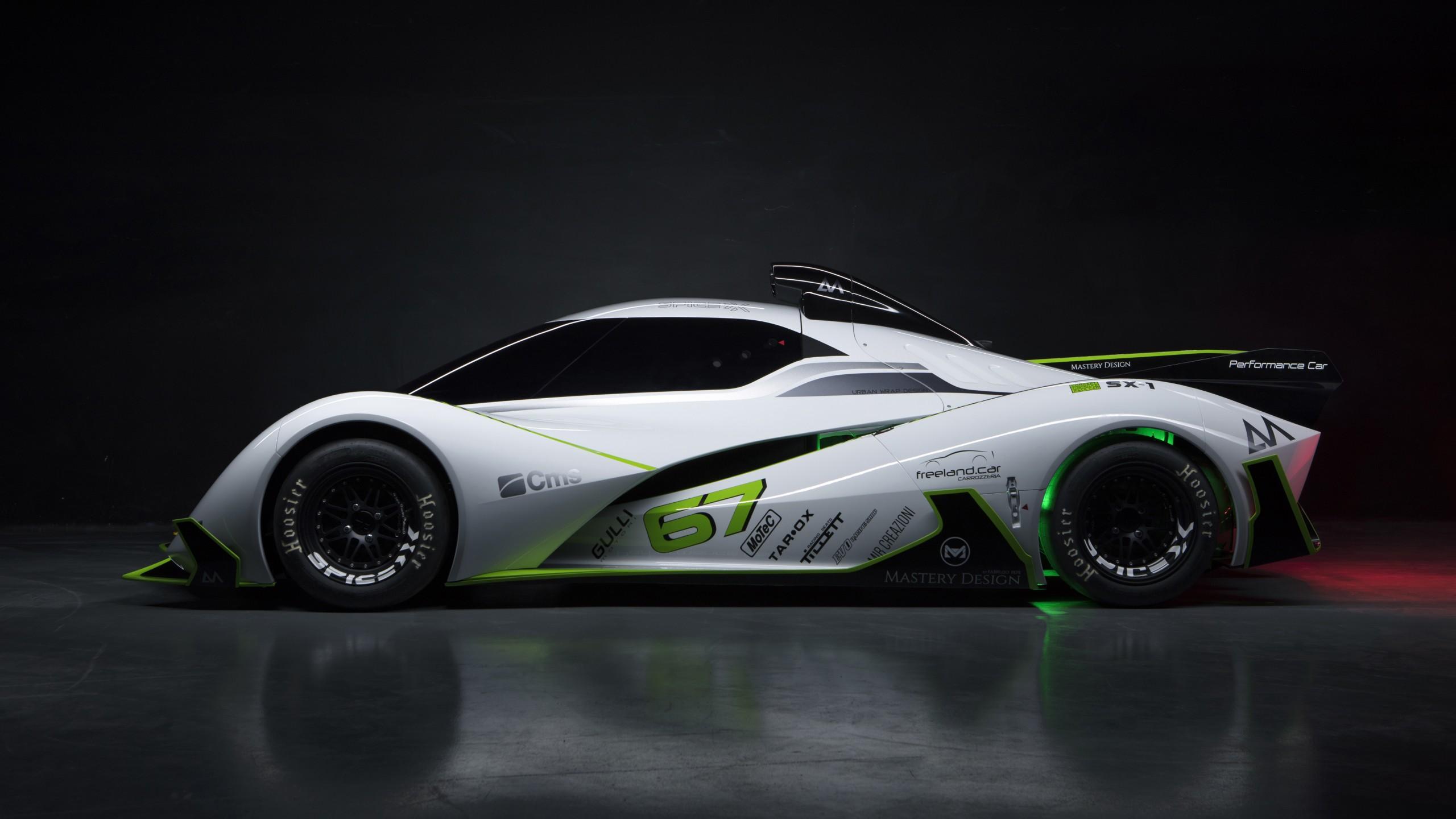 Mitsubishi Electric Car >> Spice-X Concept Electric Racing Car 4K 2 Wallpaper | HD Car Wallpapers | ID #10884