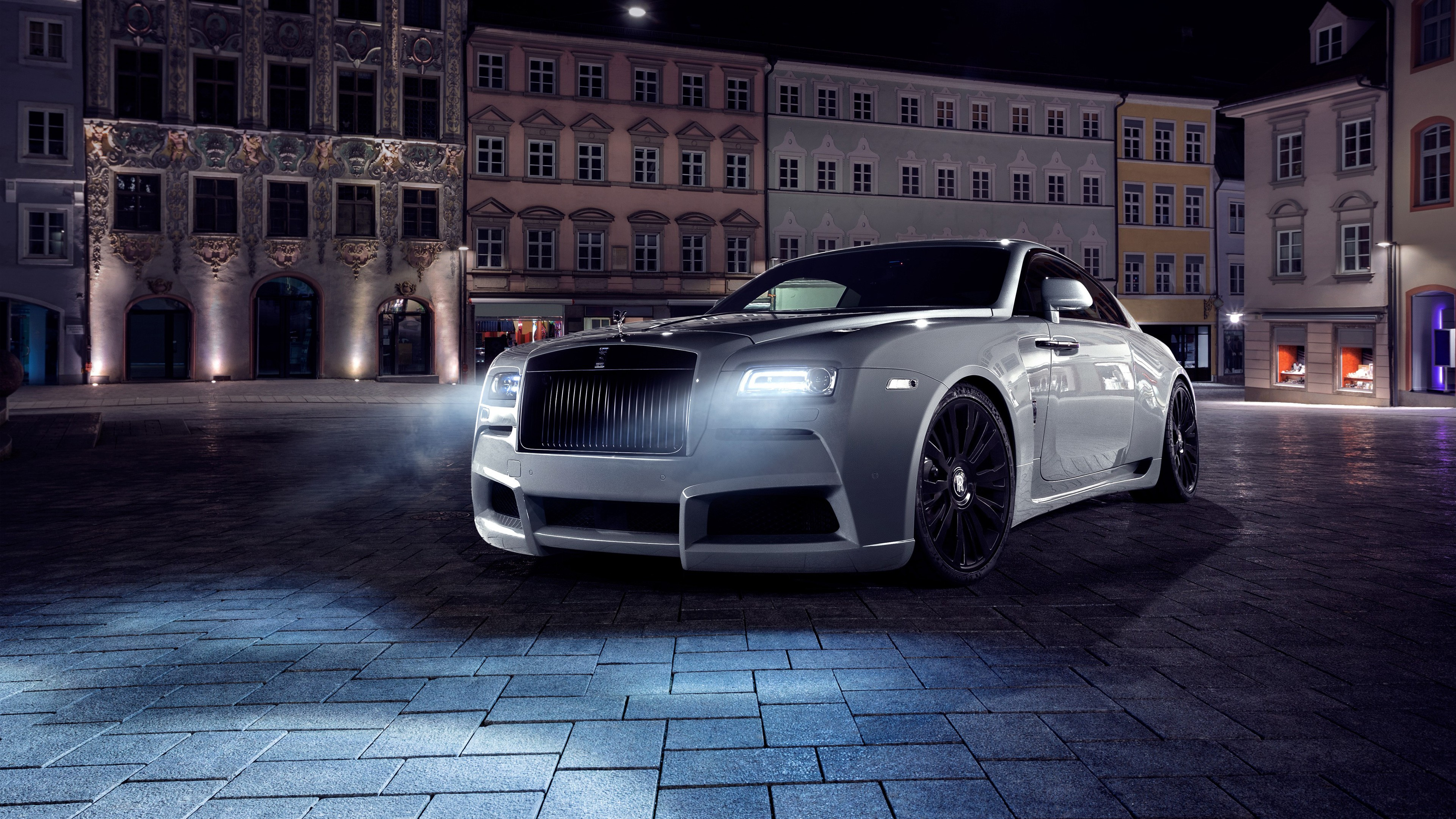 Spofec Rolls Royce Wraith Wallpaper | HD Car Wallpapers ...