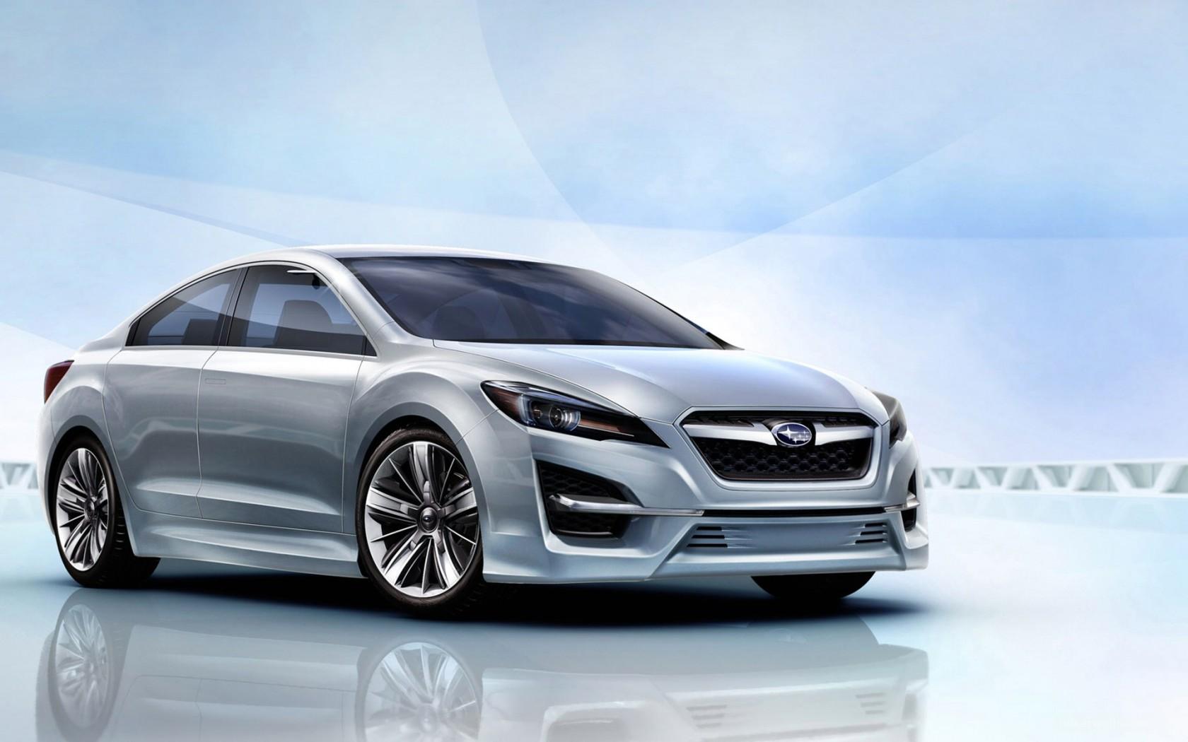 Subaru Impreza Concept Car Wallpaper | HD Car Wallpapers ...