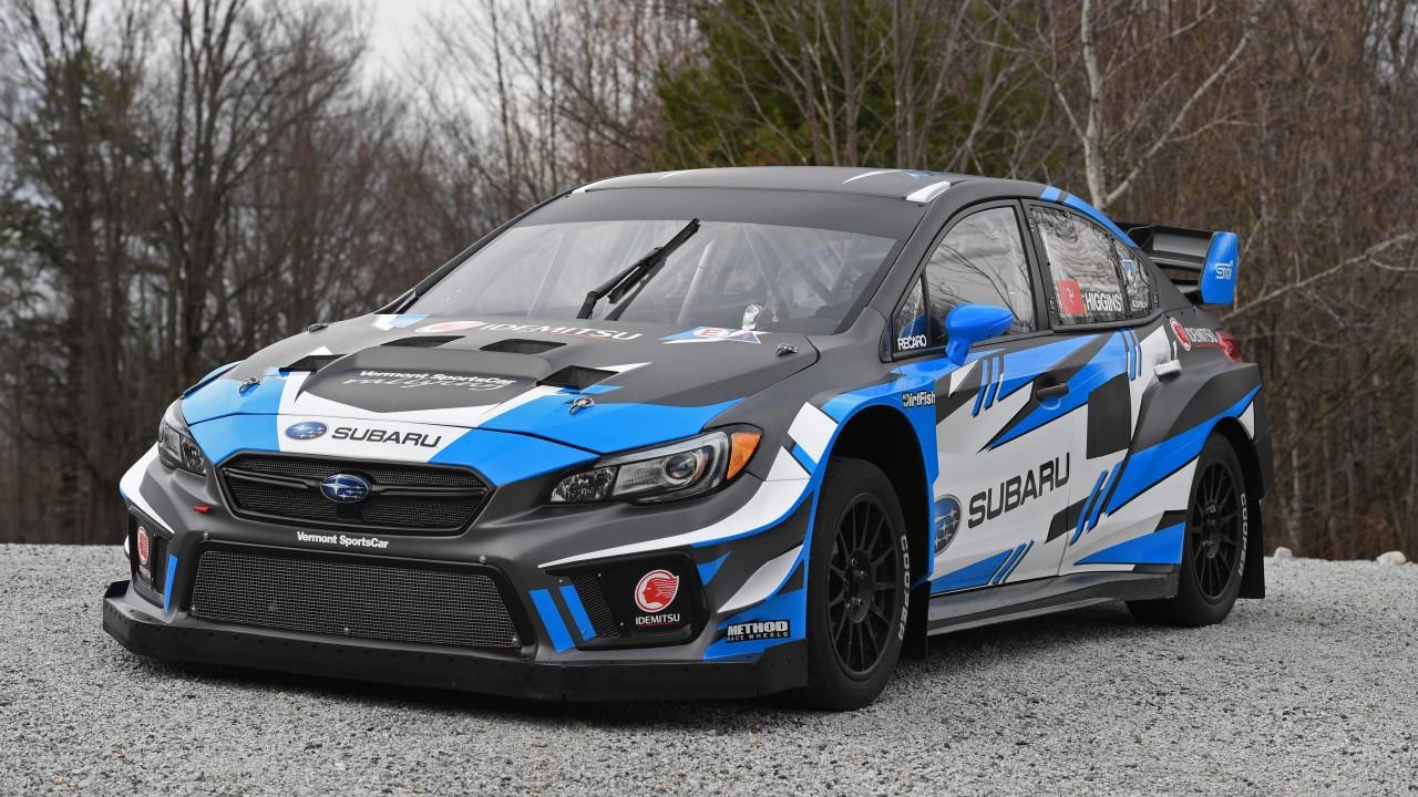 Subaru WRX STI Rallycross 2018 4K Wallpaper   HD Car ...
