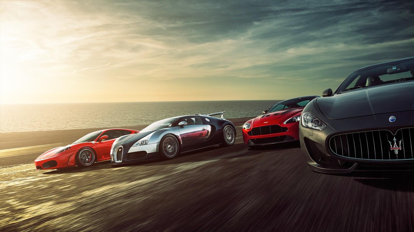Wallpaper Android Hd Sport Car: Super Sports Cars Wallpaper