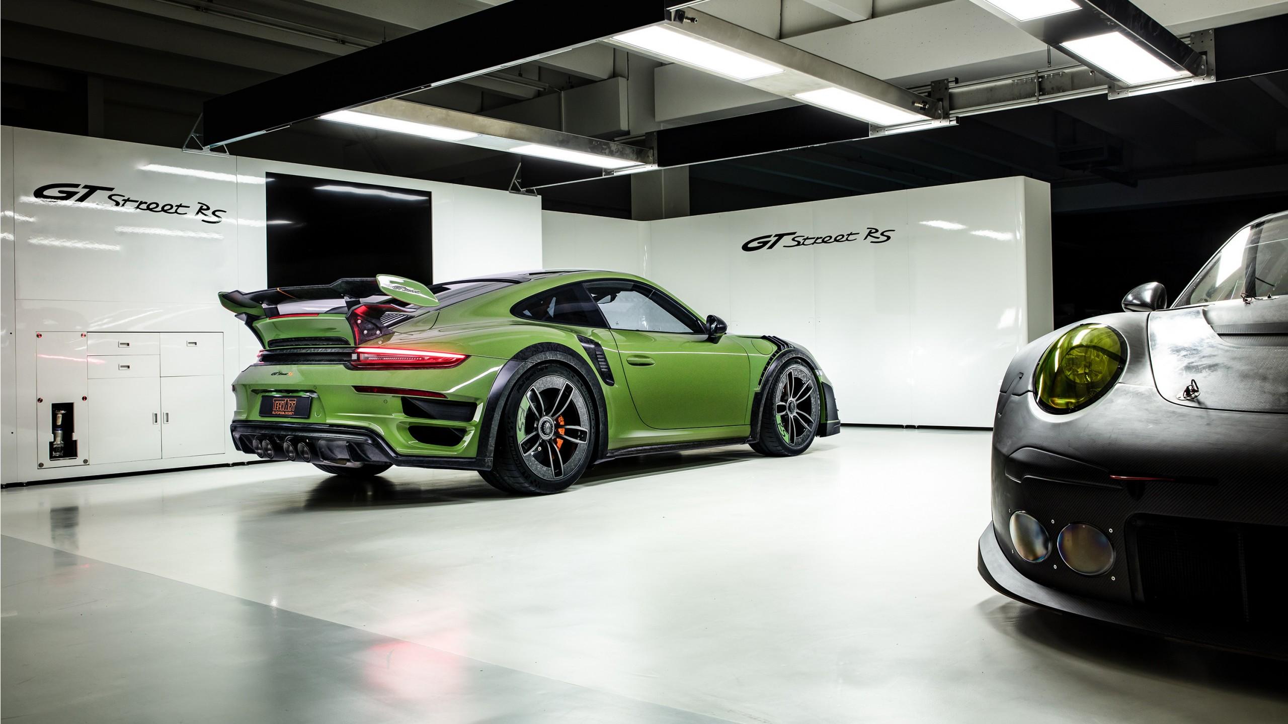 Techart Porsche 911 Turbo Gt Street Rs 2019 2 Wallpaper