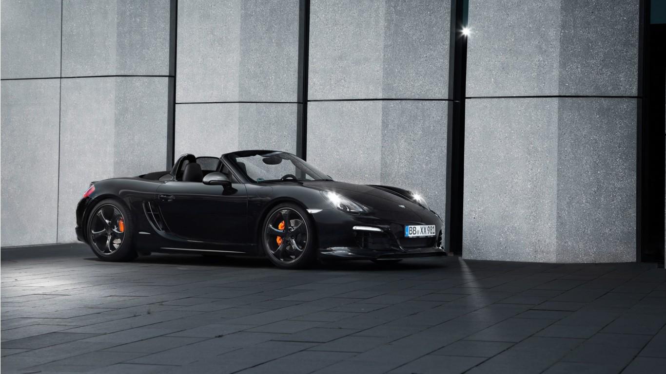 Porsche Gt2 Rs >> TechArt Porsche Boxster 2016 Wallpaper | HD Car Wallpapers | ID #6751