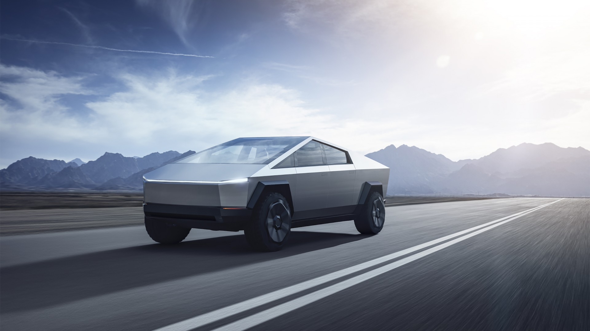 Tesla Cybertruck Prototype 2019 3 Wallpaper Hd Car