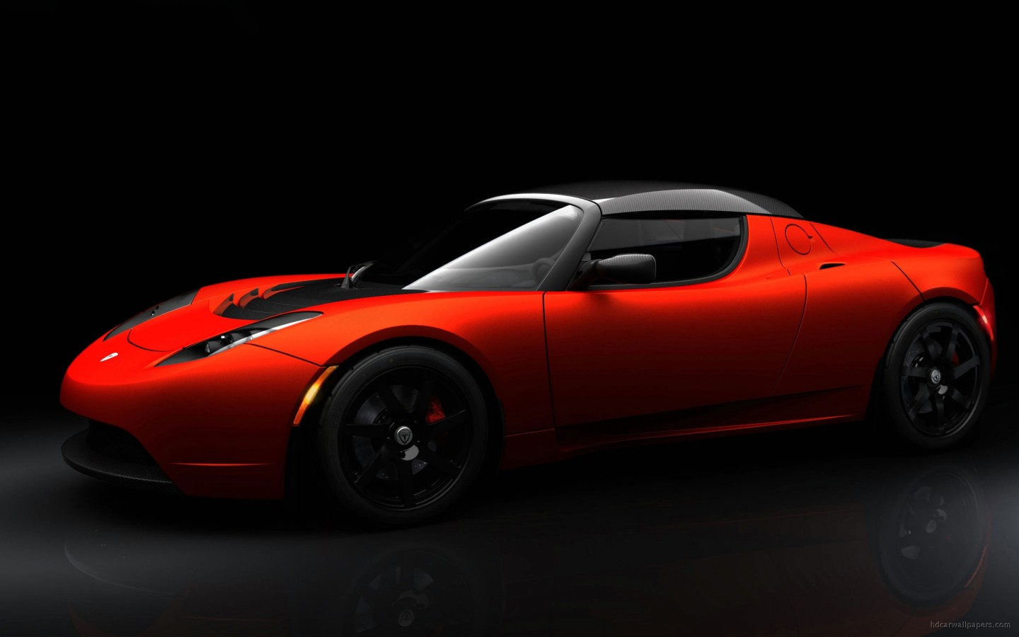 Tesla Roadster Sport Wallpaper | HD Car Wallpapers | ID #1269