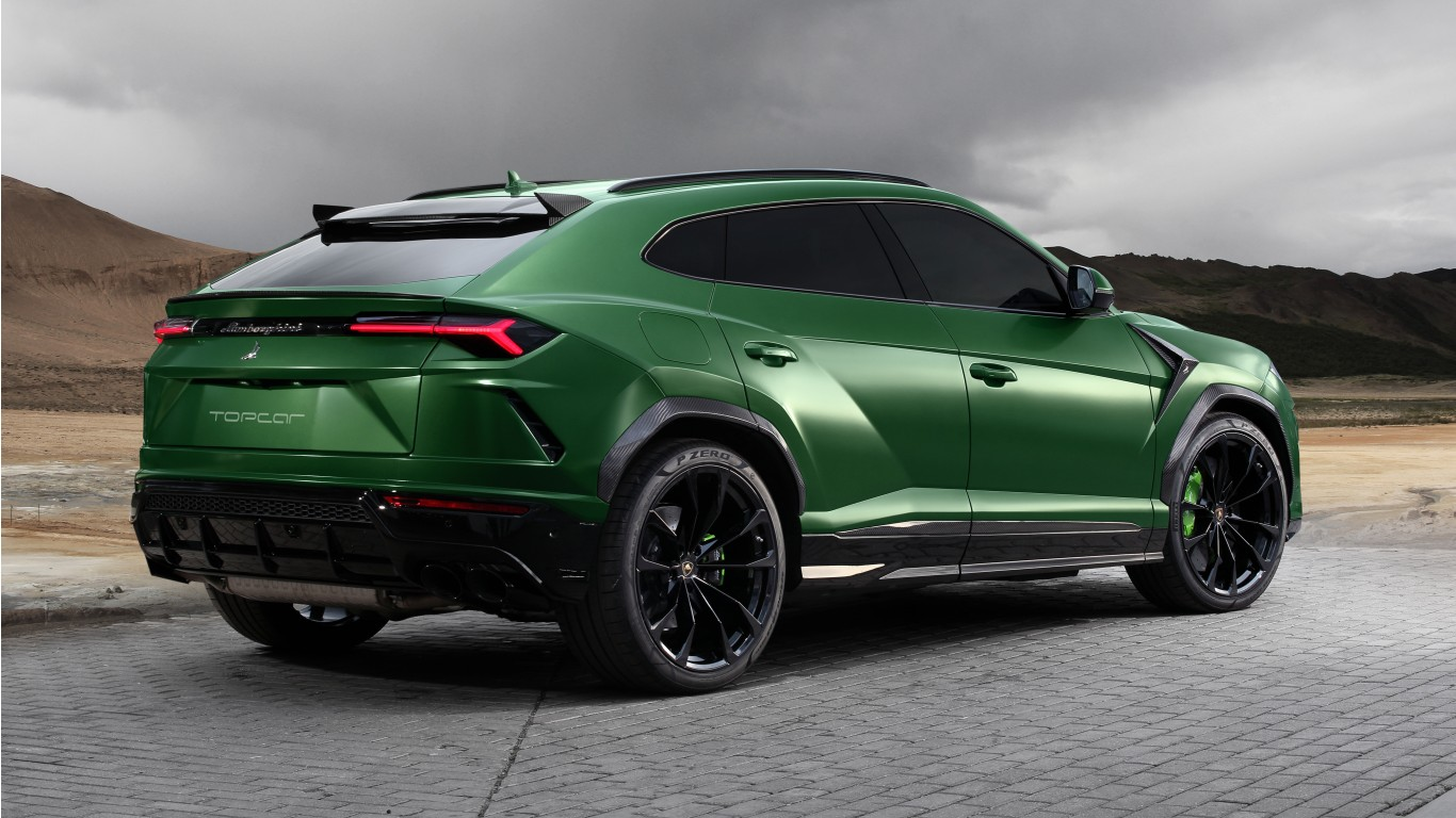 TopCar Lamborghini Urus 2018 4K Wallpaper | HD Car ...