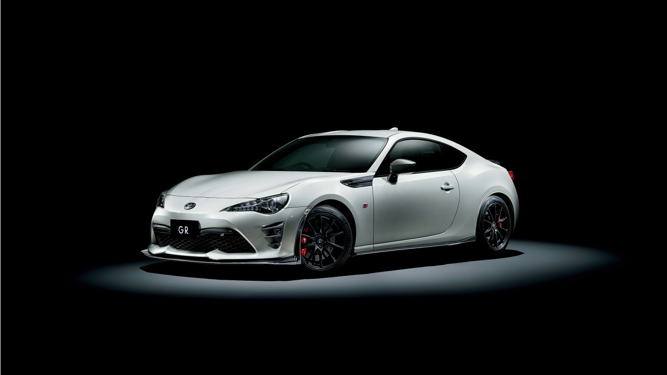 Toyota 86 Gr Sports Car 4k Wallpaper Hd Car Wallpapers