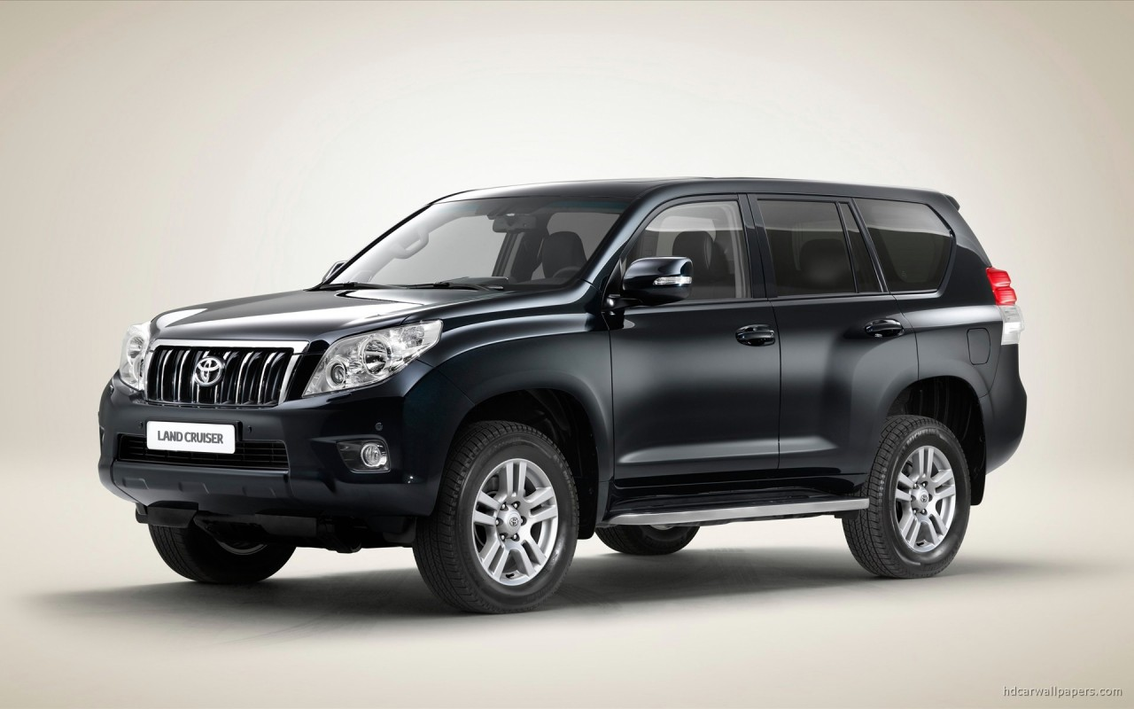 Toyota All New Land Cruiser Wallpaper In 1280x800 Resolution