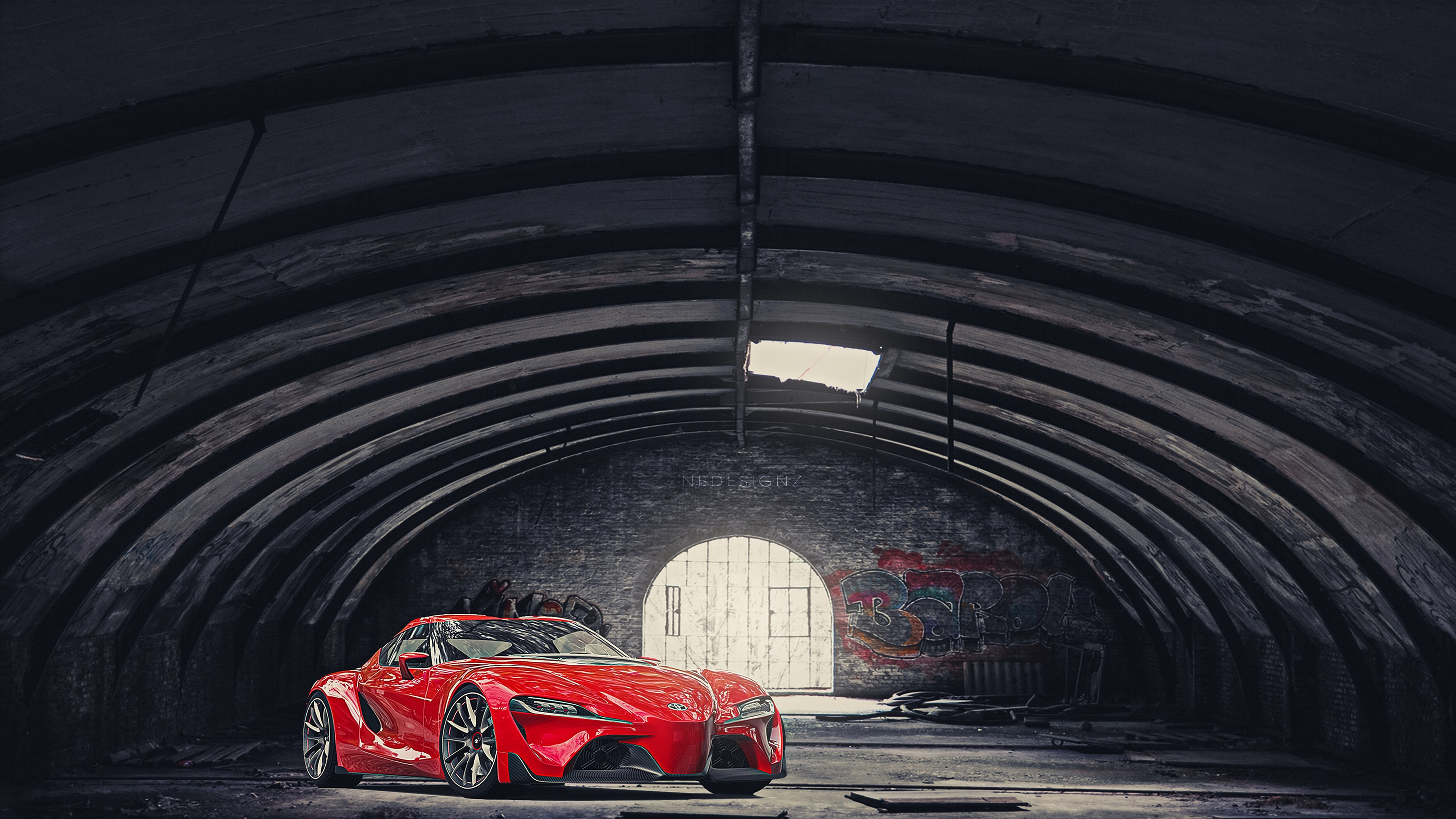 Toyota Ft 1 >> Toyota FT 1 Concept Wallpaper | HD Car Wallpapers | ID #5535