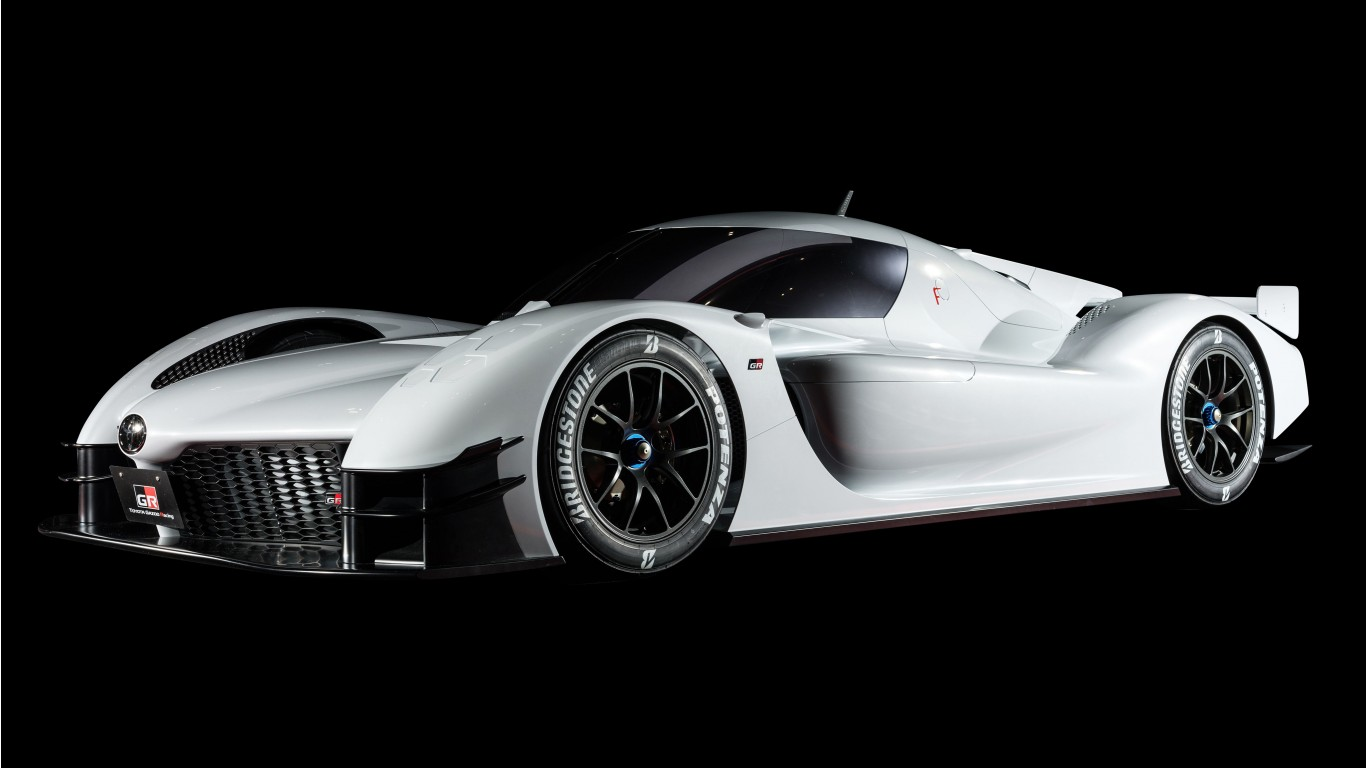 Toyota Gr Super Sport Concept 2018 4k 2 Wallpaper Hd Car