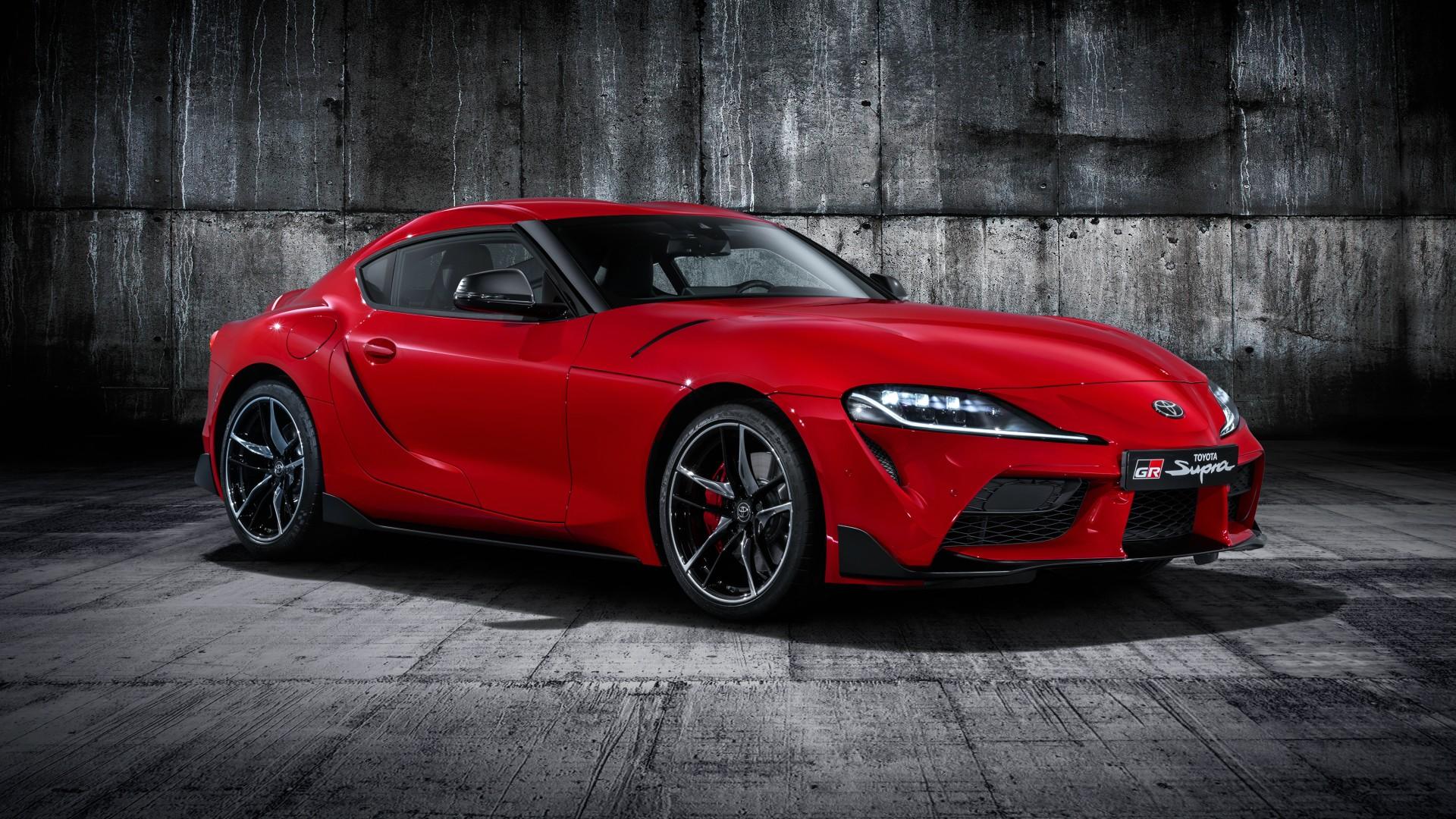Toyota Gr Supra 2019 4k Wallpaper