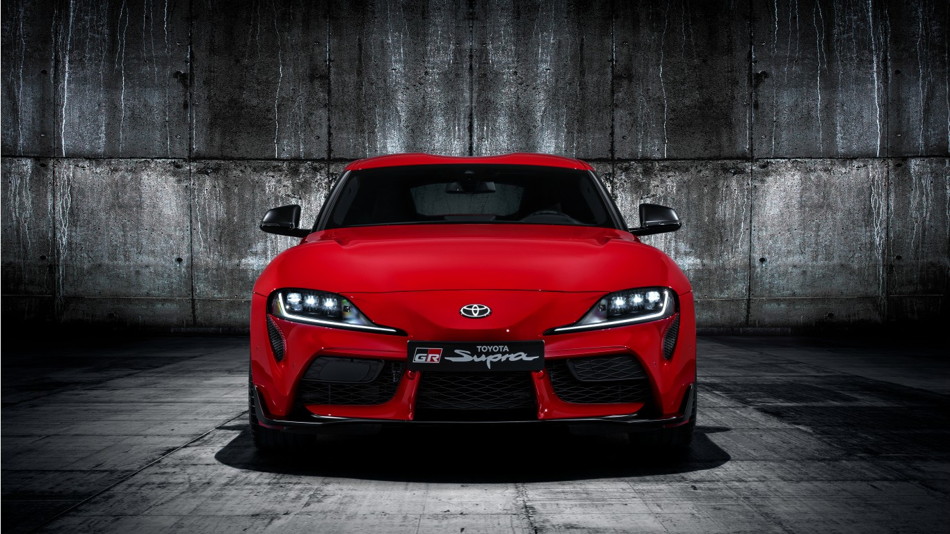 Toyota GR Supra 2019 4K 2 Wallpaper | HD Car Wallpapers ...