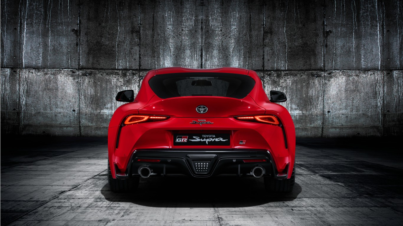 Toyota Supra 2015 Price >> Toyota GR Supra 2019 4K 3 Wallpaper | HD Car Wallpapers ...