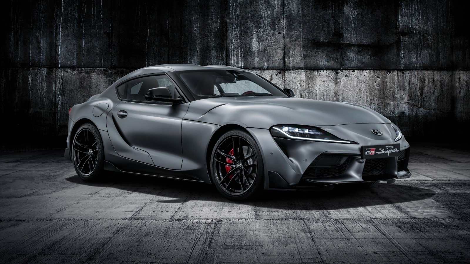 Toyota GR Supra A90 Edition 2019 4K Wallpaper | HD Car ...