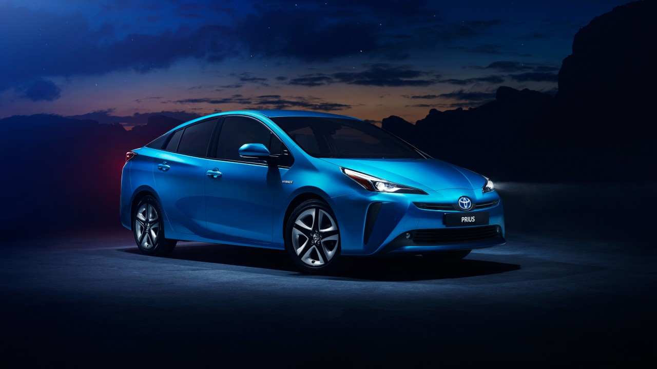 Toyota Prius 2019 4k Wallpaper Hd Car Wallpapers Id 11594