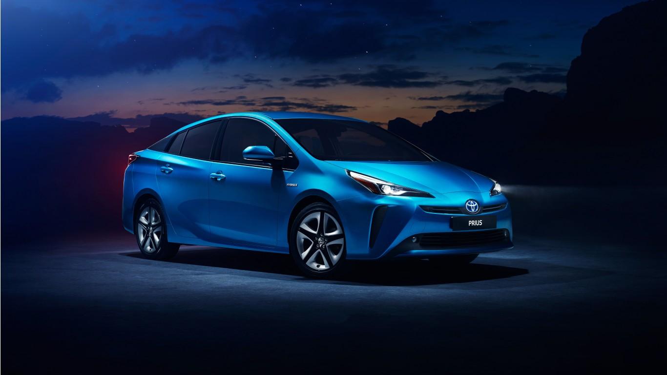 Toyota Prius 2019 4K Wallpaper | HD Car Wallpapers | ID #11594