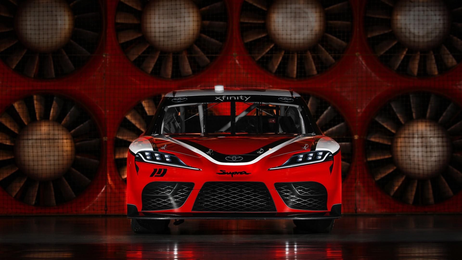 Toyota Xfinity Supra 2019 4K Wallpaper   HD Car Wallpapers ...