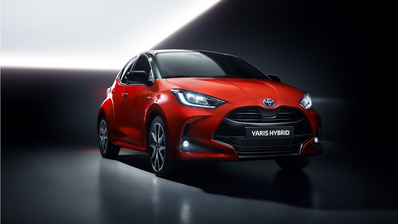 Toyota Yaris Hybrid 2020 5K Wallpaper | HD Car Wallpapers ...