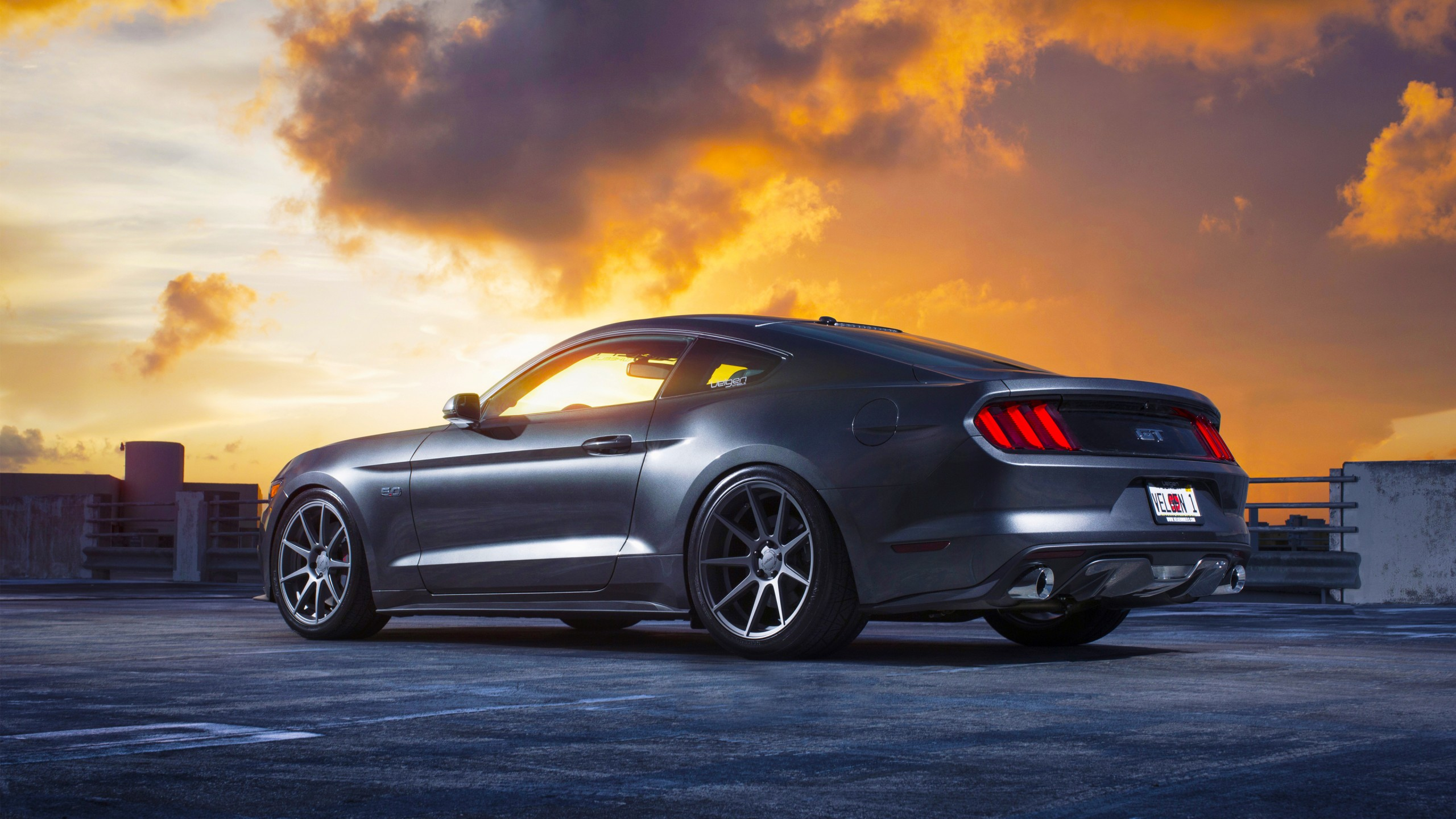 2015 Mustang Wheels >> Velgen Ford Mustang VMB9 Wheels Wallpaper | HD Car ...