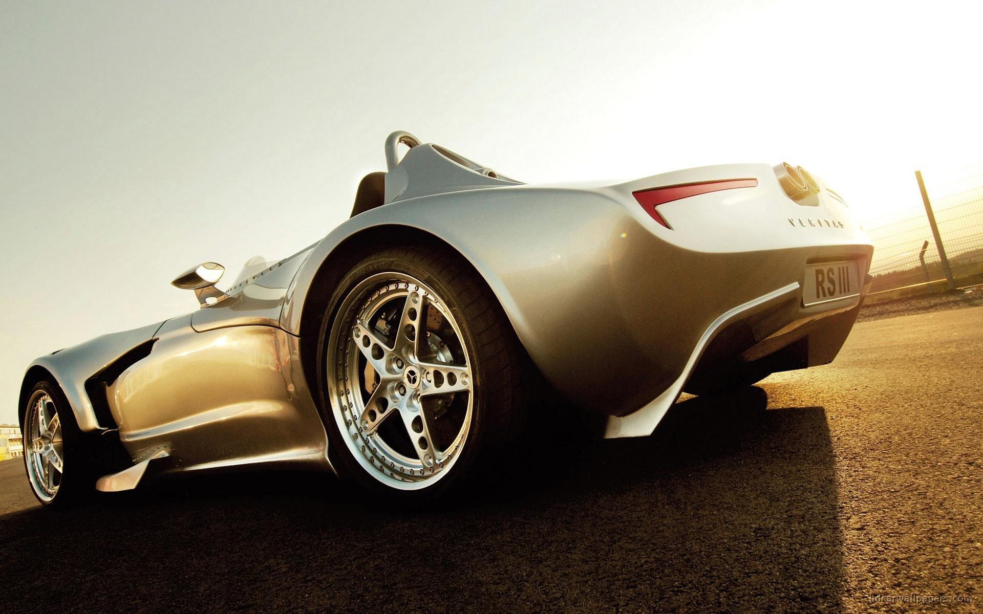 Pin Vermot-veritas-rs-iii-rear-car-wallpaper on Pinterest