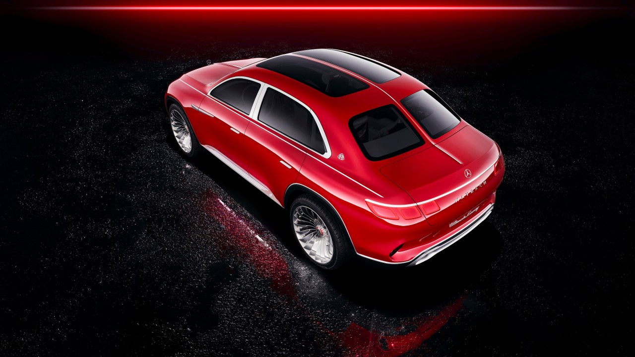 Hyundai Electric Car >> Vision Mercedes Maybach Ultimate Luxury 4K 2 Wallpaper ...