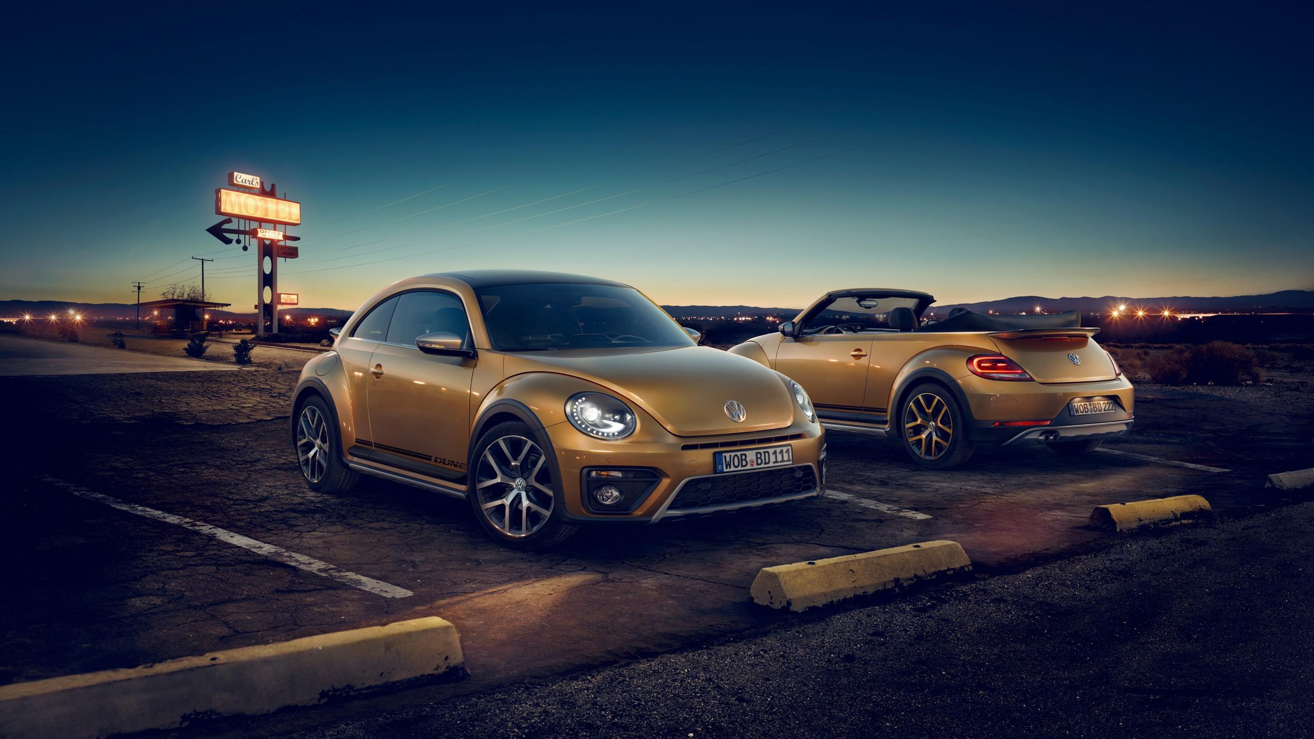 Volkswagen Beetle Dune 4K 2 Wallpaper   HD Car Wallpapers ...