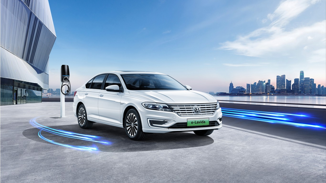 Volkswagen e-Lavida 2019 4K Wallpaper | HD Car Wallpapers ...