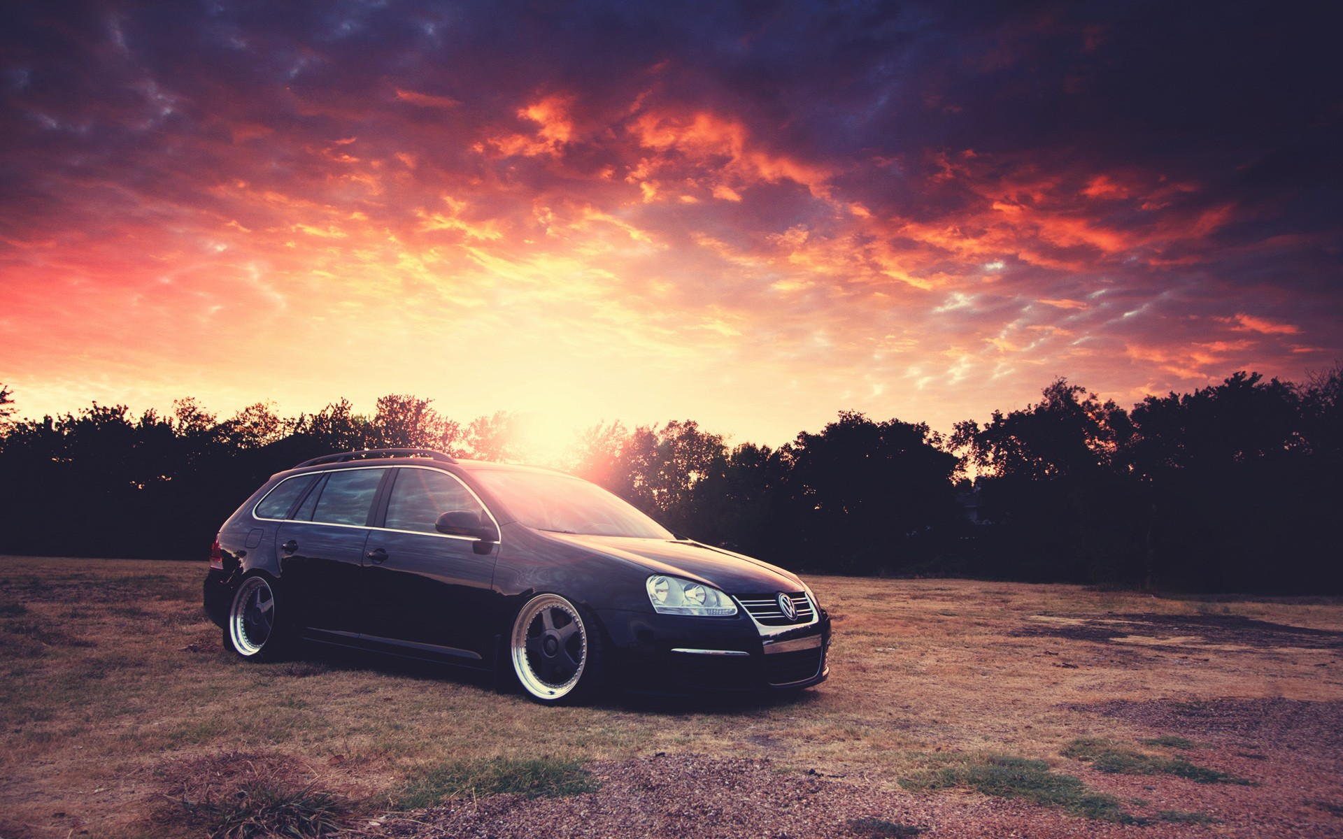Volkswagen Jetta Wagon Wallpaper Hd Car Wallpapers Id 3045