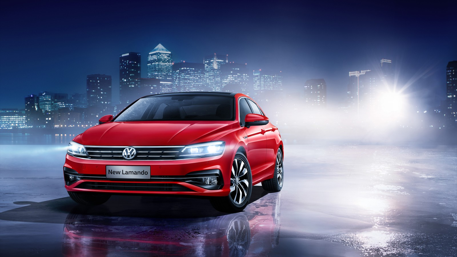 Volkswagen Lamando 2018 4K Wallpaper | HD Car Wallpapers ...