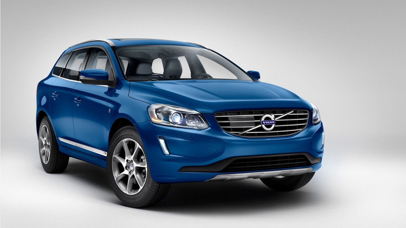 volvo ocean race xc60 limited edition wallpaper hd car wallpapers id 4932. Black Bedroom Furniture Sets. Home Design Ideas