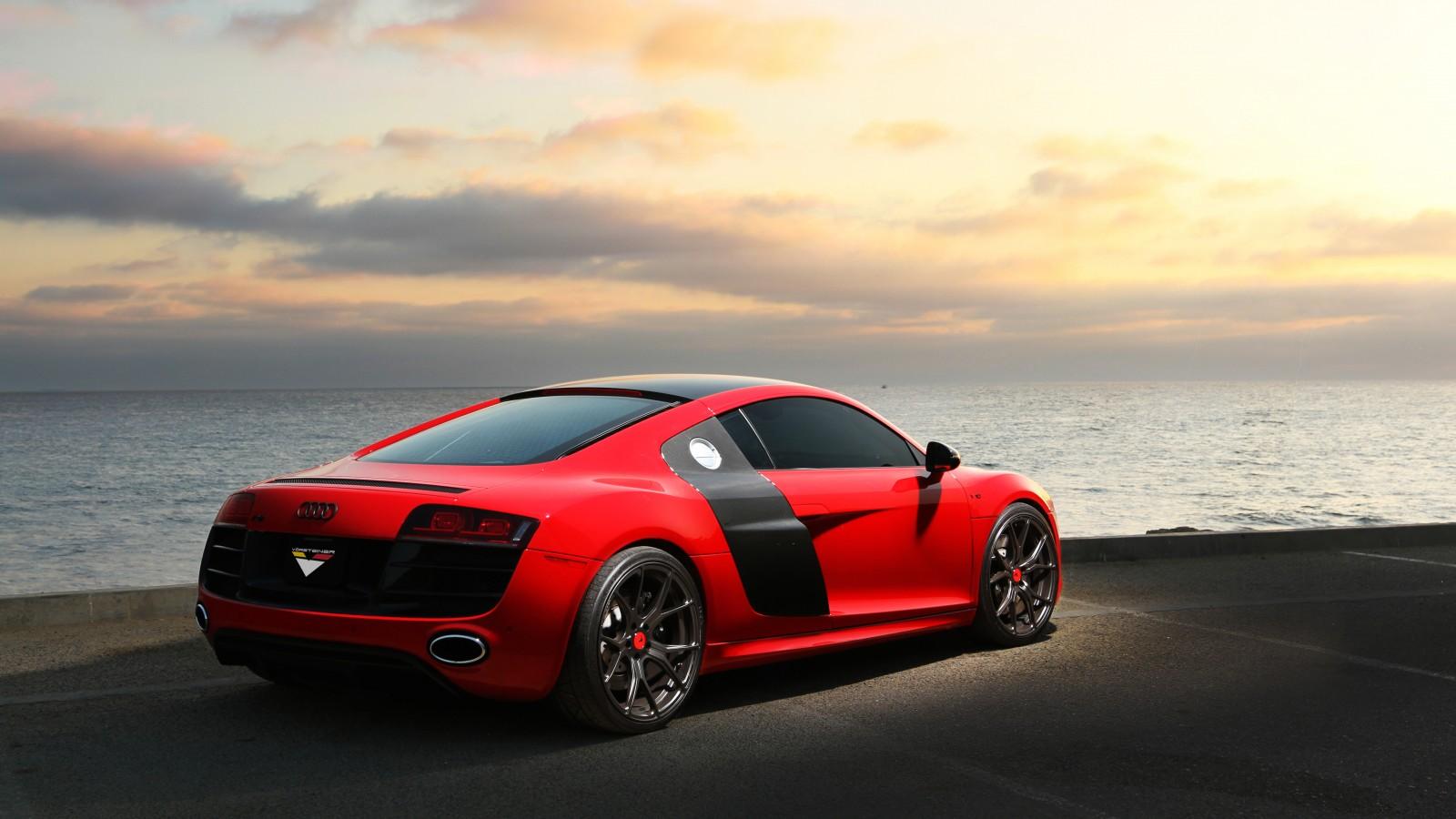 Vorsteiner Audi R8 Carbon Graphite 5K 2 Wallpaper | HD Car ...