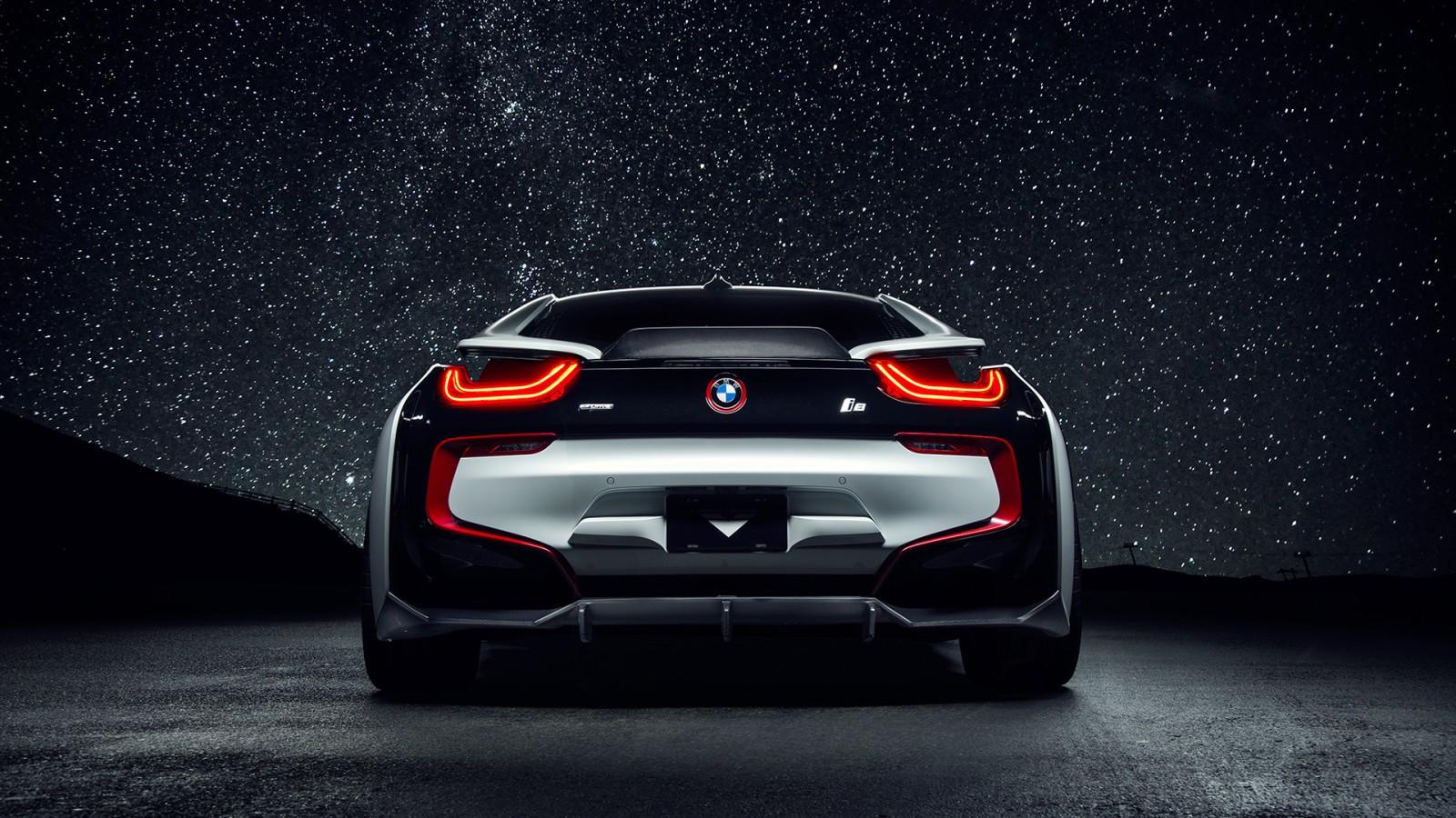 Vorsteiner BMW i8 Aero 2 Wallpaper | HD Car Wallpapers ...