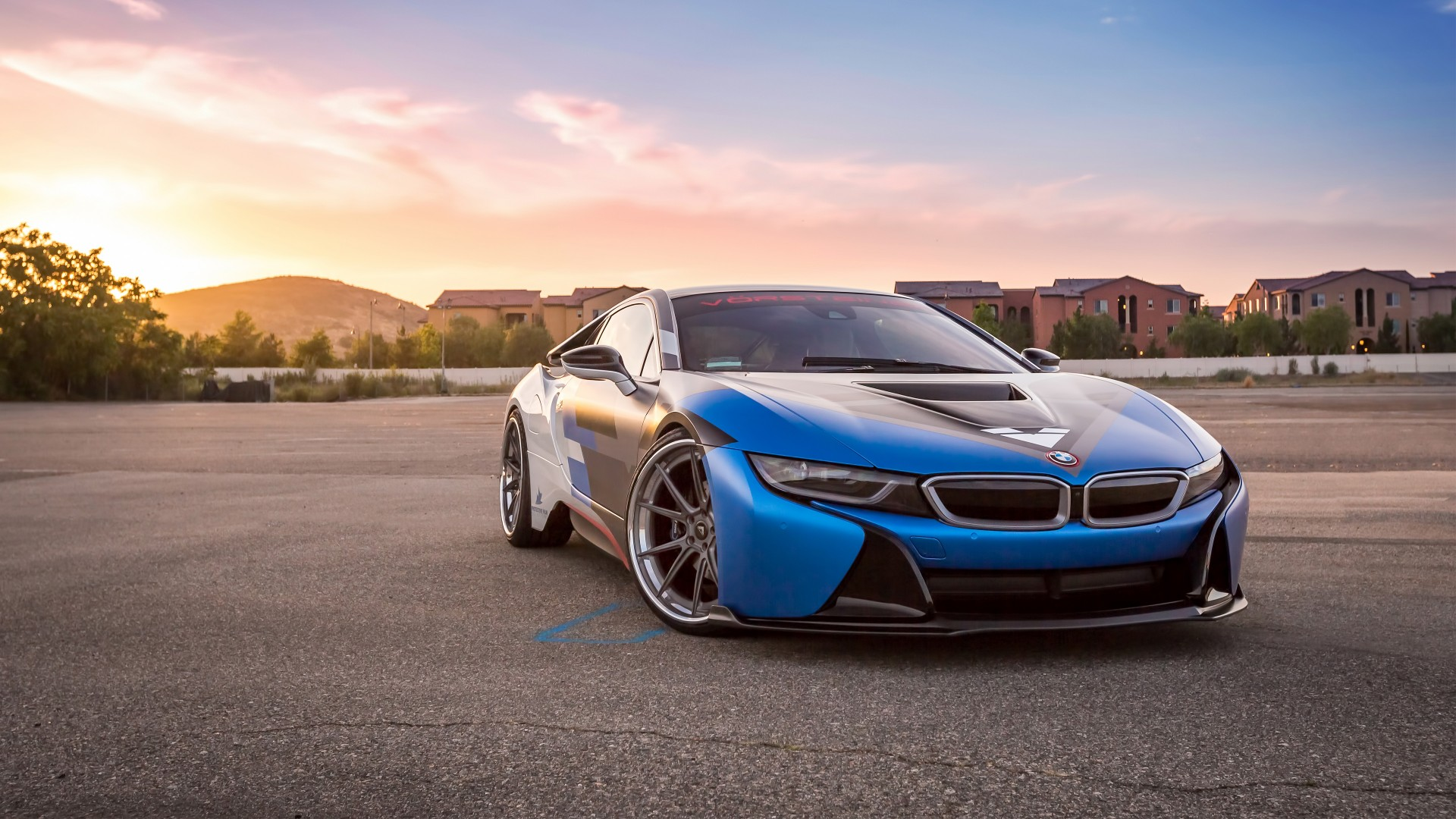 Honda Of Lincoln >> Vorsteiner BMW i8 VR E 4K Wallpaper | HD Car Wallpapers ...