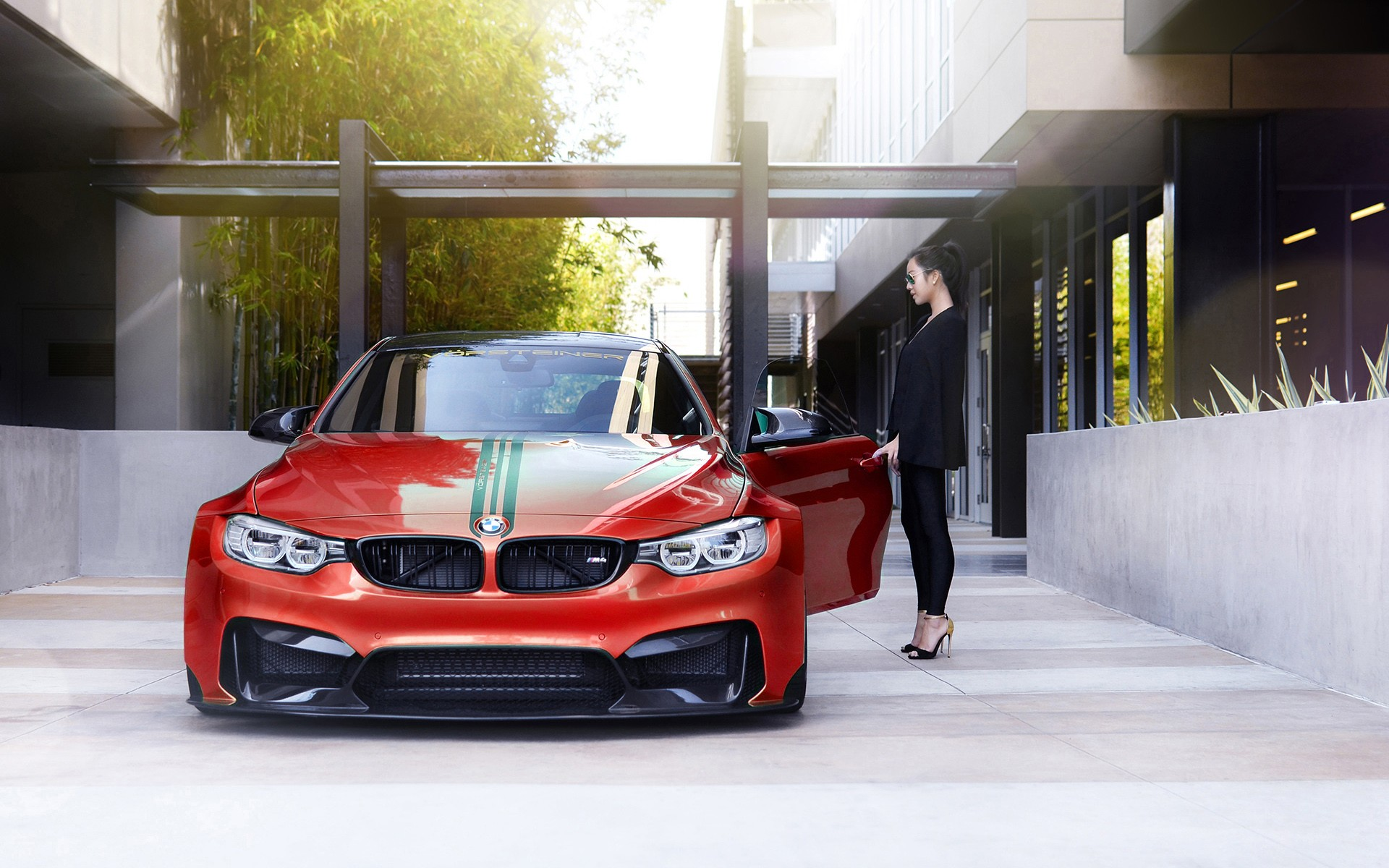 Vorsteiner BMW M4 GTRS4 Widebody Wallpaper   HD Car ...