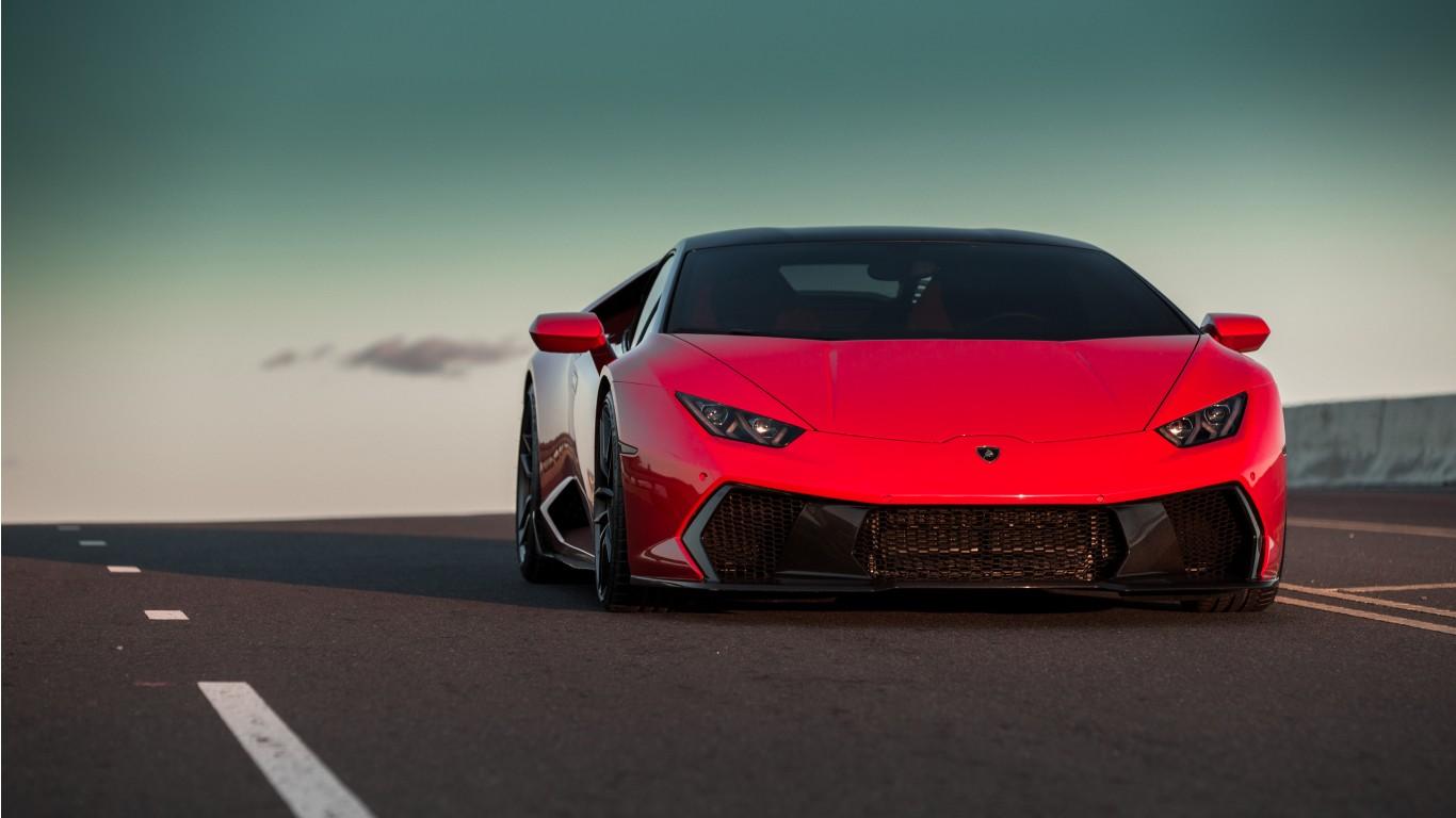Vorsteiner Lamborghini Huracan Novara 5K Wallpaper | HD ...
