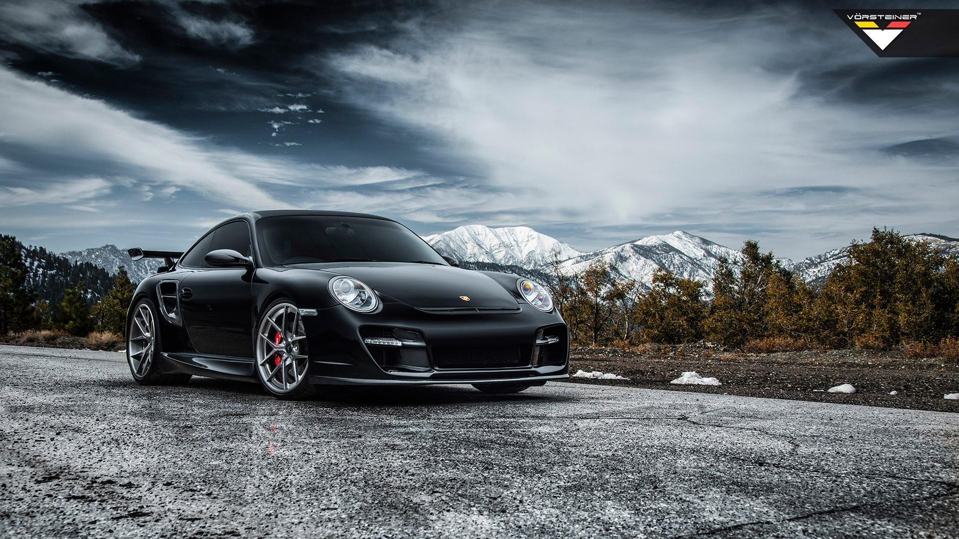 vorsteiner porsche 997 v rt edition 911 turbo wallpaper