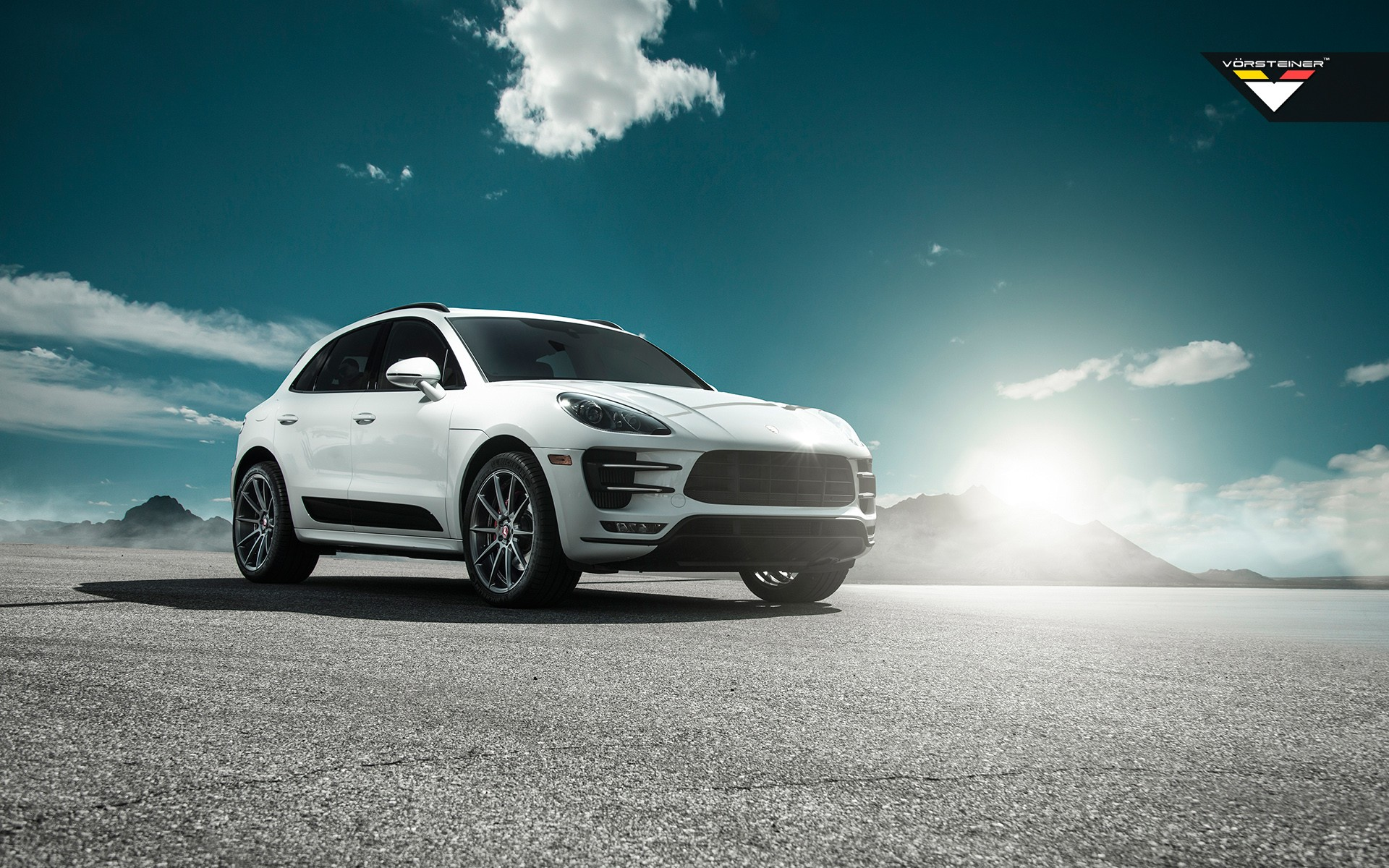 Vorsteiner Porsche Macan Turbo Wallpaper | HD Car ...