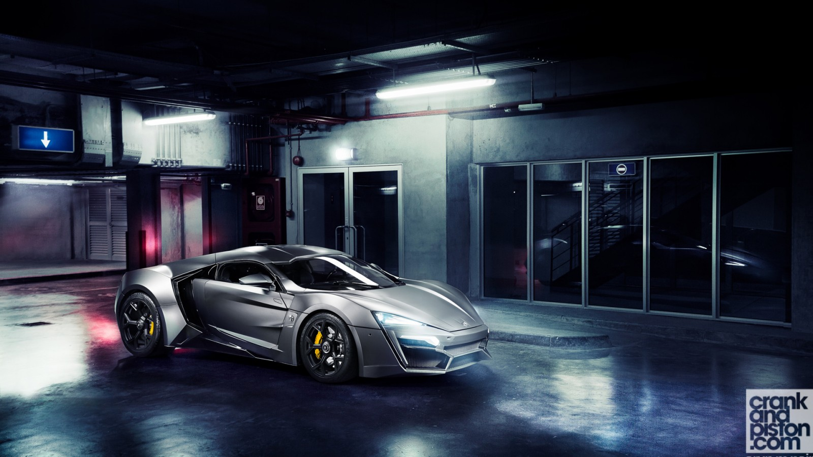 W Motors Lykan Hypersport Wallpaper | HD Car Wallpapers | ID #4566
