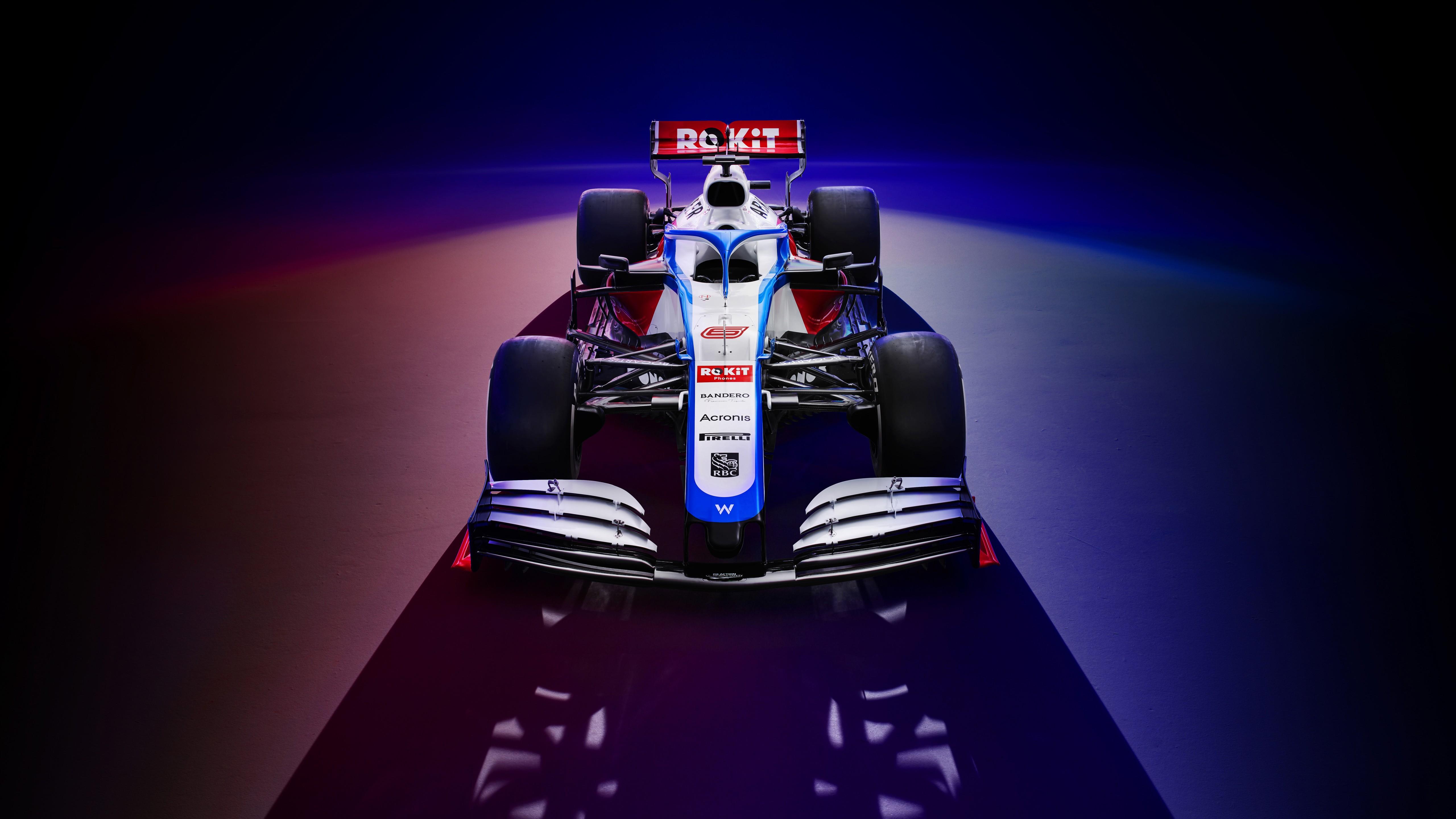 Ktm X Bow >> Williams FW43 2020 F1 car 4K 8K Wallpaper   HD Car Wallpapers   ID #14336